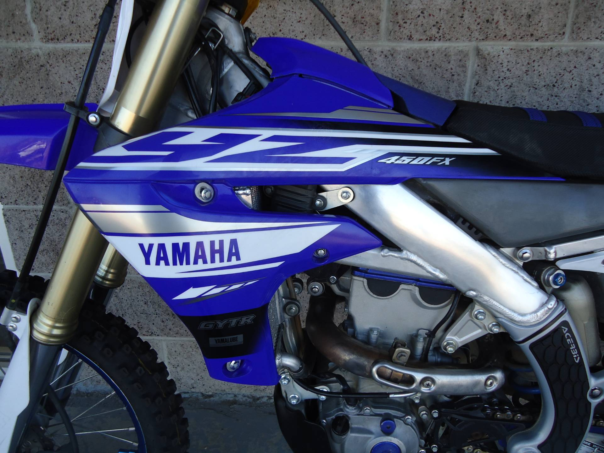 2019 Yamaha YZ450FX in Denver, Colorado - Photo 3