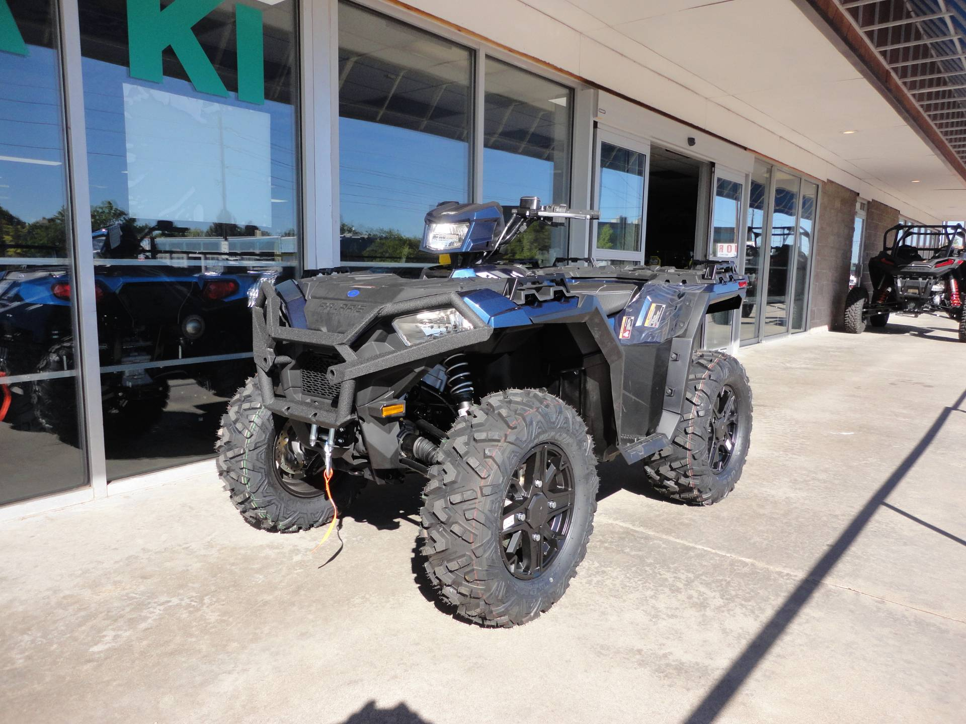 2019 Polaris Sportsman XP 1000 Premium in Denver, Colorado - Photo 4