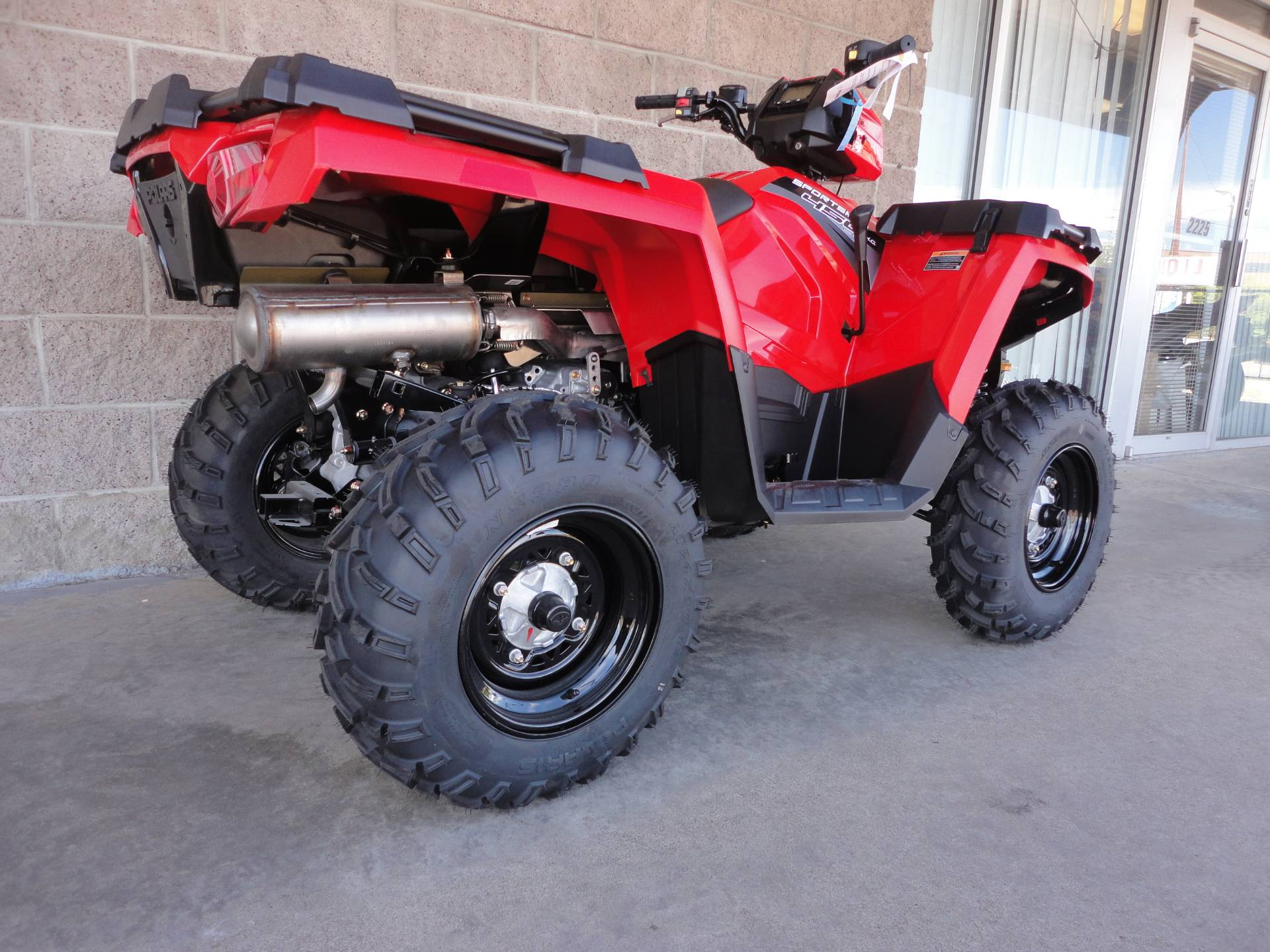 2019 Polaris Sportsman 450 H.O. in Denver, Colorado - Photo 3