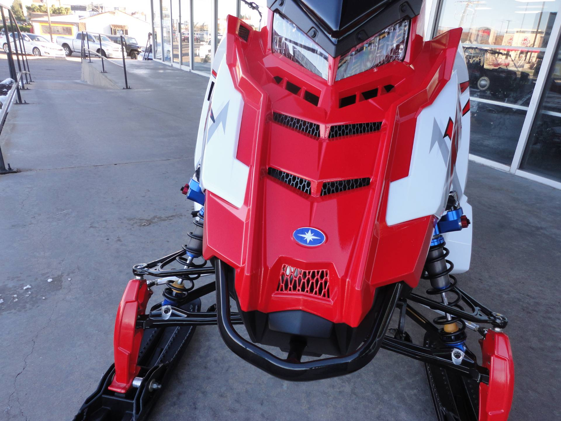 2020 Polaris 800 RMK Khaos 155 SC in Denver, Colorado - Photo 16
