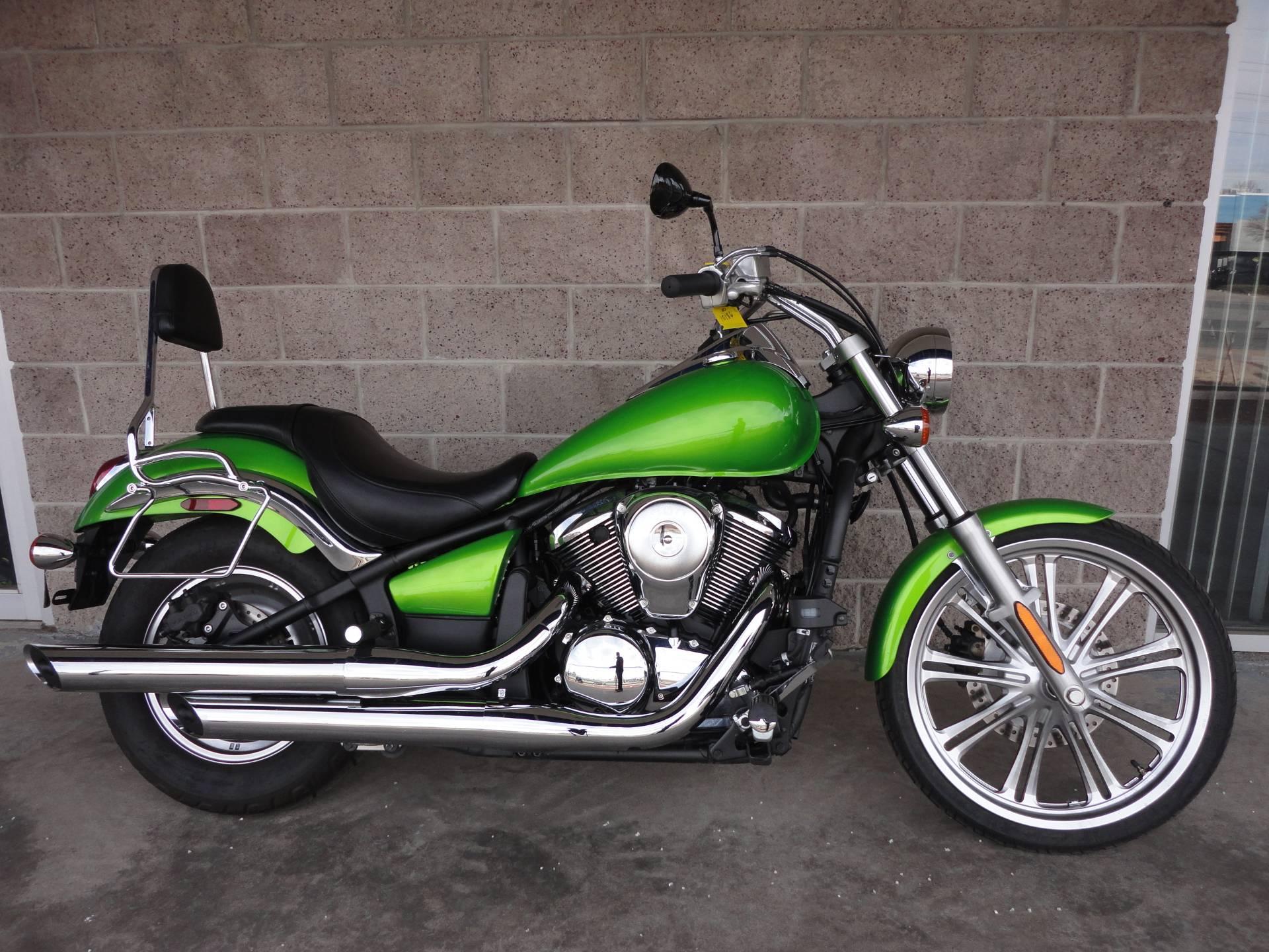 2008 kawasaki vulcan® 900 custom motorcycles denver colorado p9306