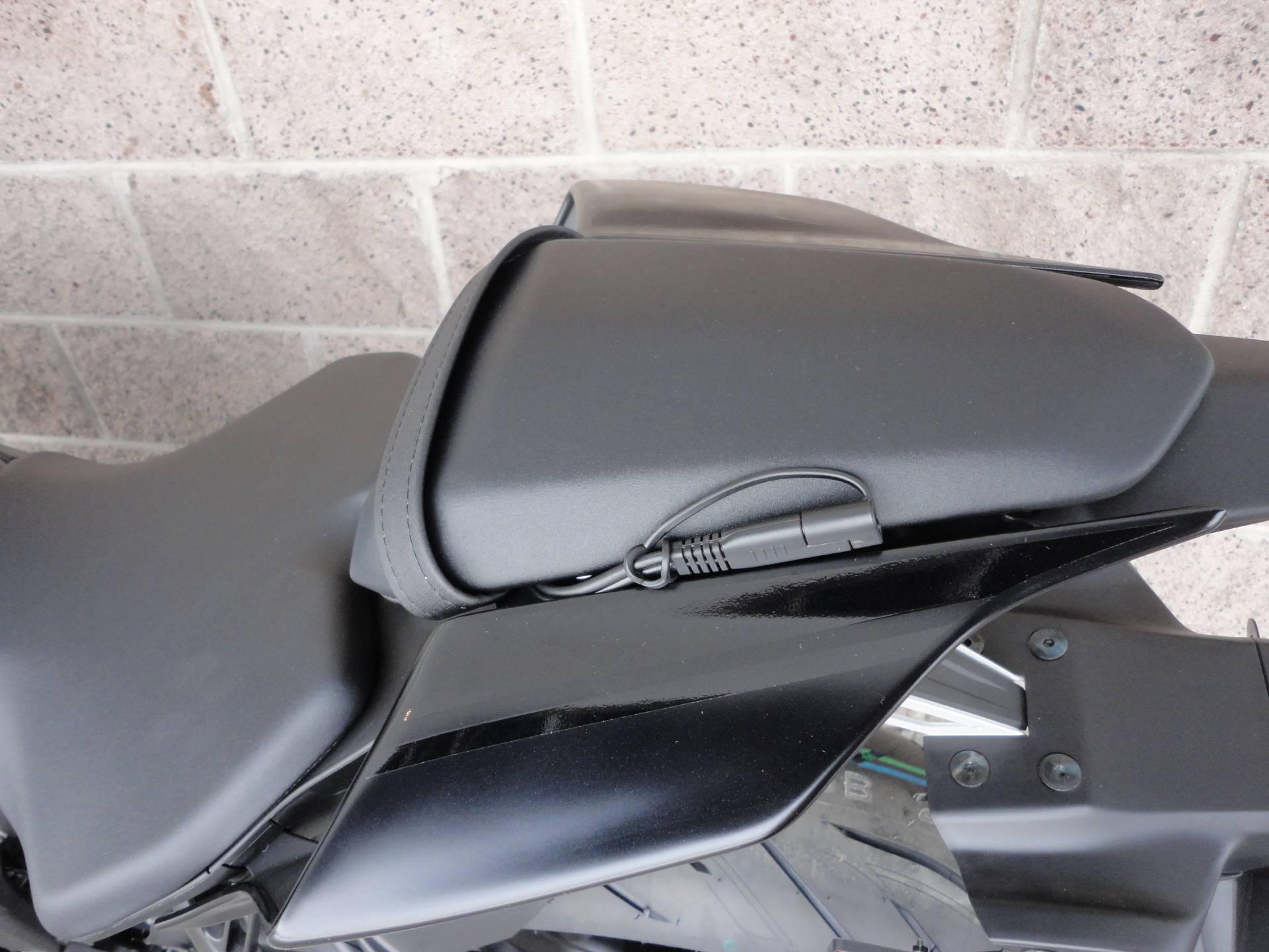 2020 Yamaha YZF-R6 8