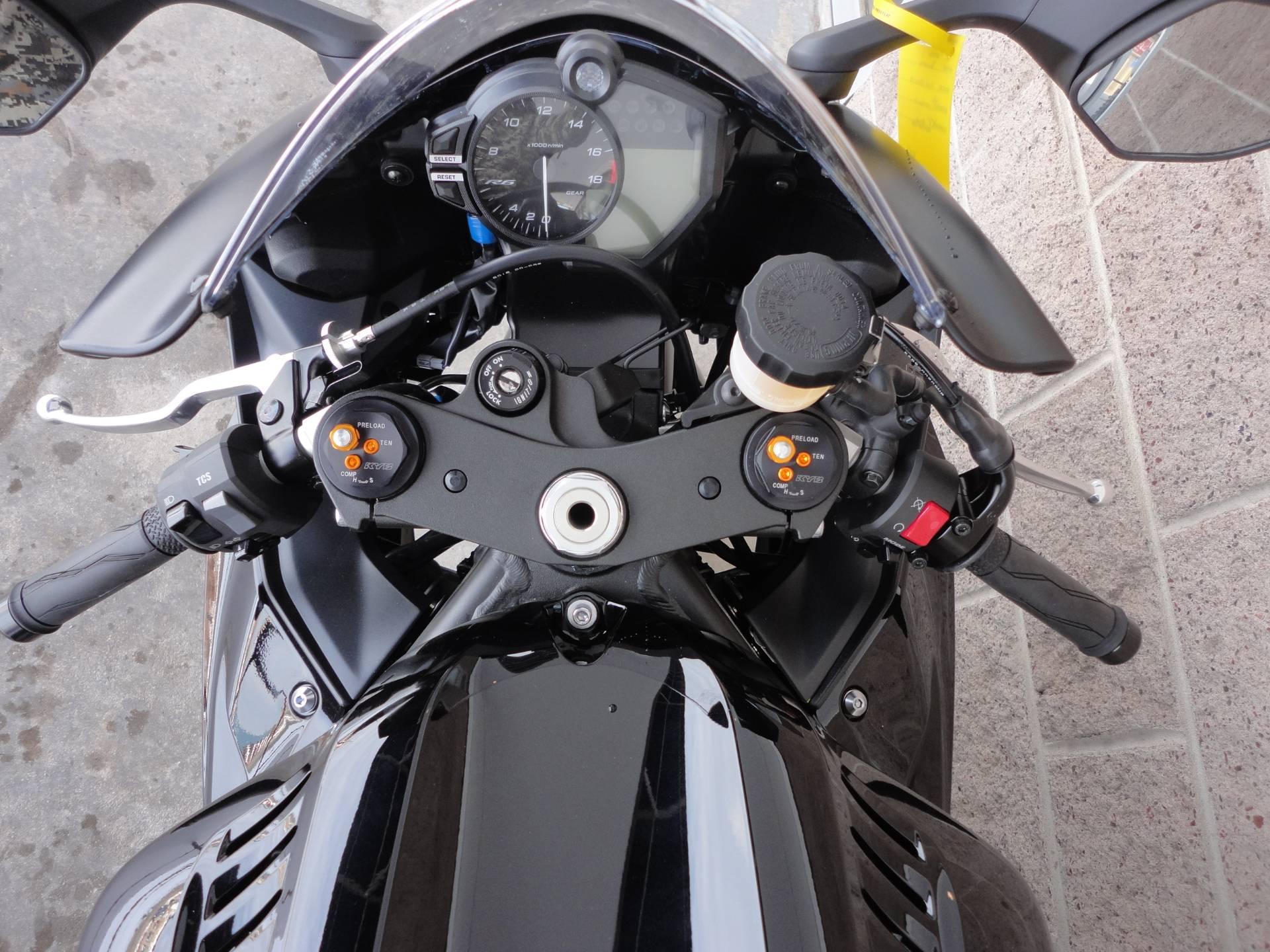 2020 Yamaha YZF-R6 9