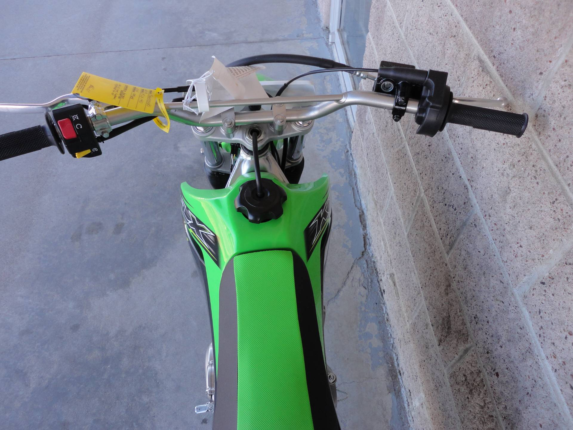 2020 Kawasaki KLX 140G in Denver, Colorado - Photo 9