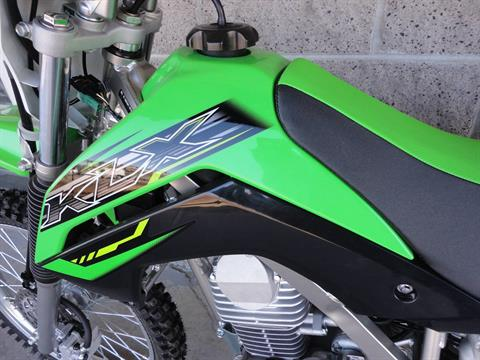2020 Kawasaki KLX 140G in Denver, Colorado - Photo 10