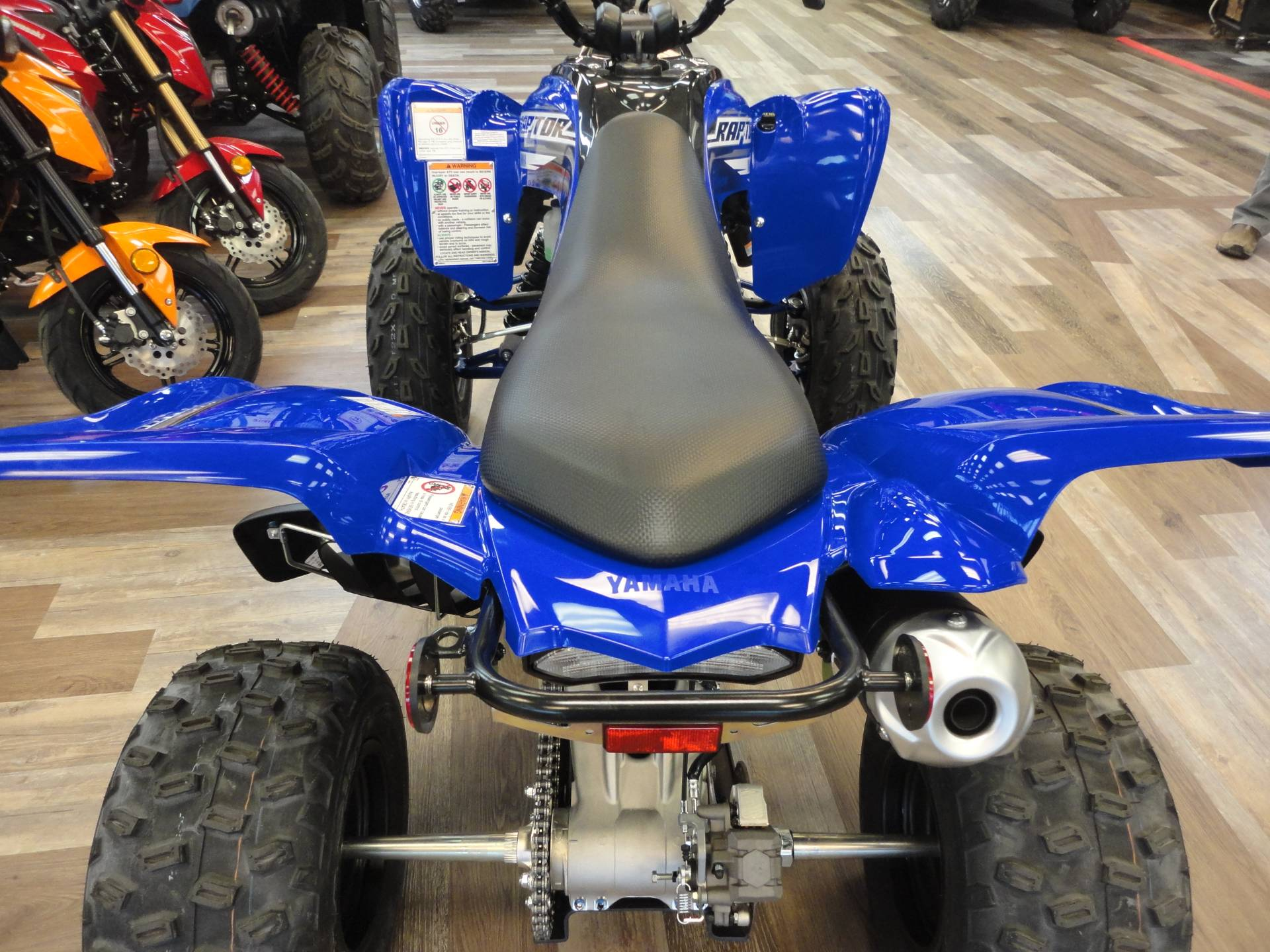 2019 Yamaha Raptor 700R in Denver, Colorado