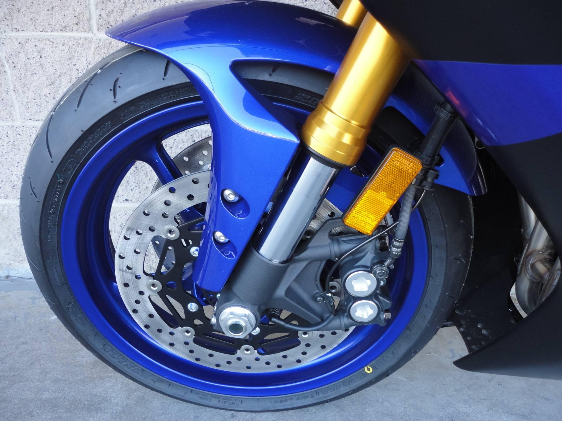 2019 Yamaha YZF-R6 4