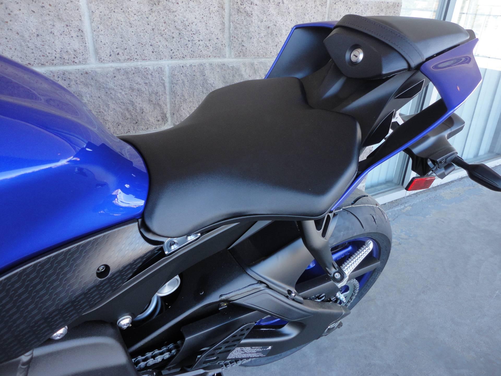 2019 Yamaha YZF-R6 12