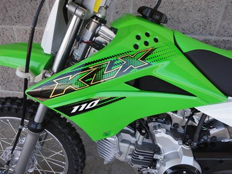 2020 Kawasaki KLX 110 in Denver, Colorado - Photo 3