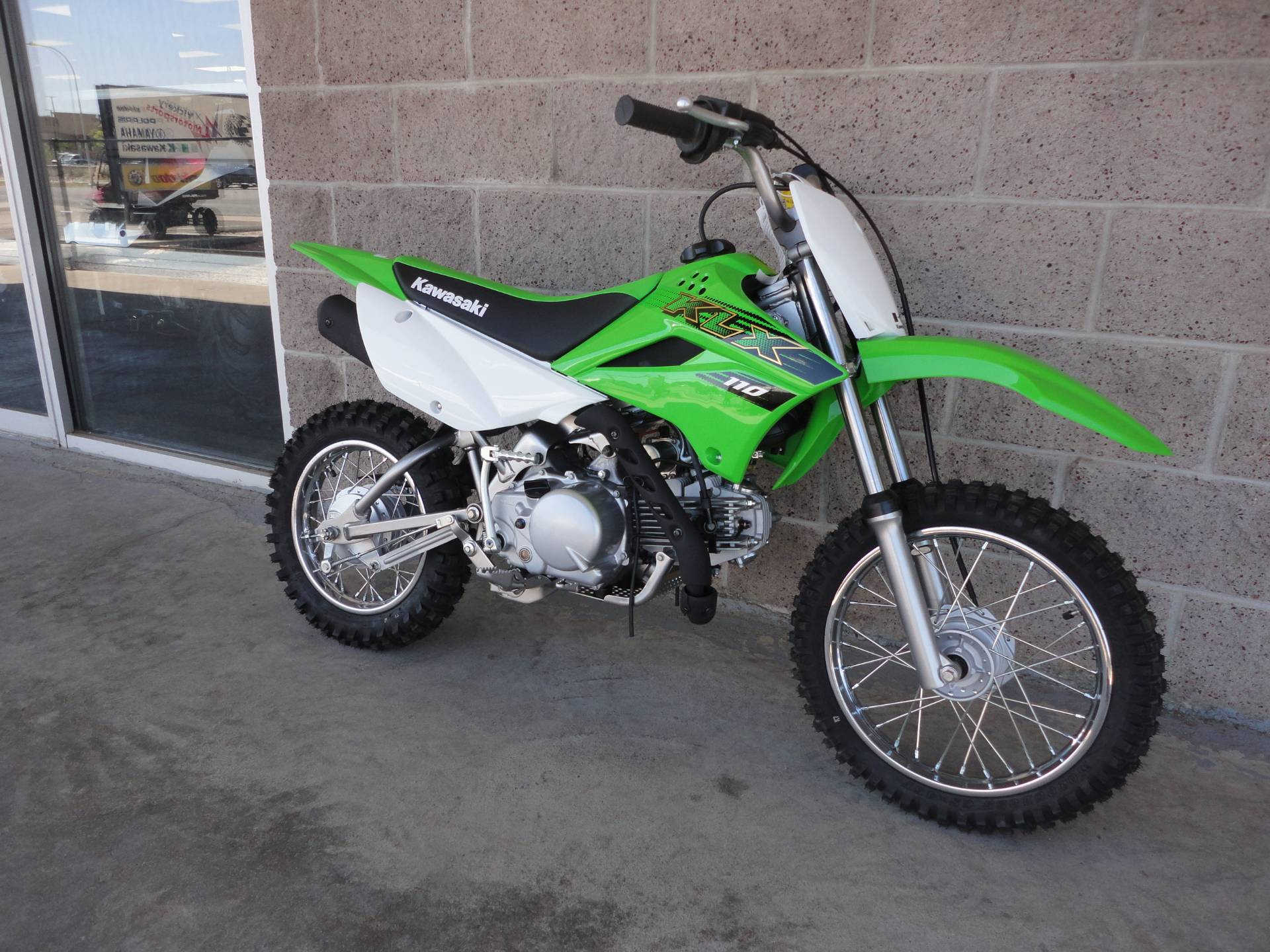 2020 Kawasaki KLX 110 in Denver, Colorado - Photo 9