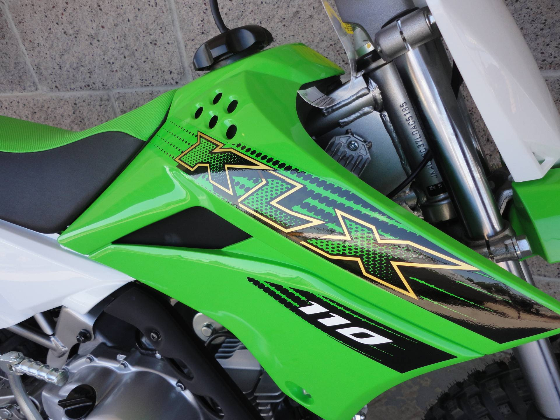2020 Kawasaki KLX 110 in Denver, Colorado - Photo 14