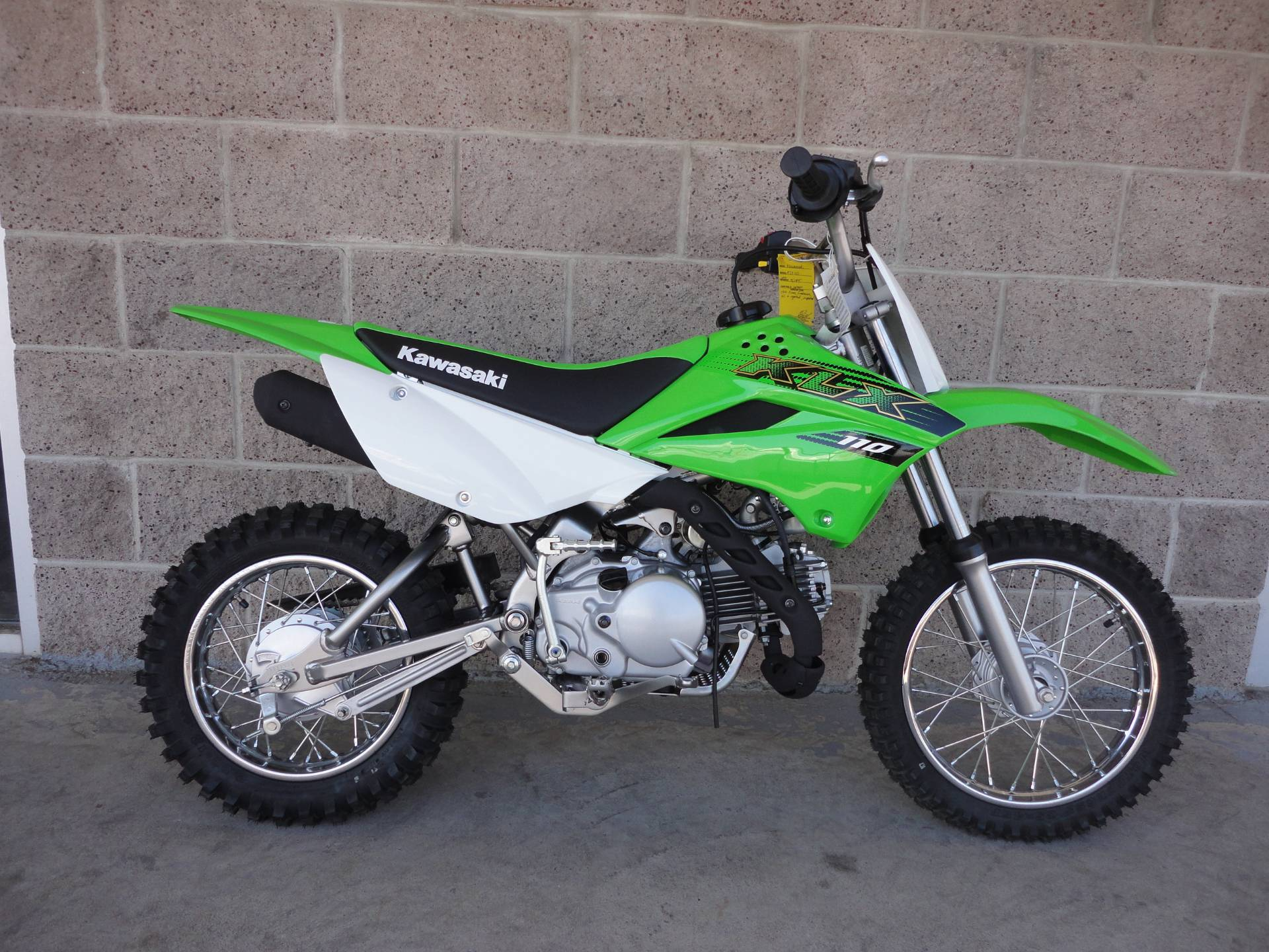 2020 Kawasaki KLX 110 in Denver, Colorado - Photo 10