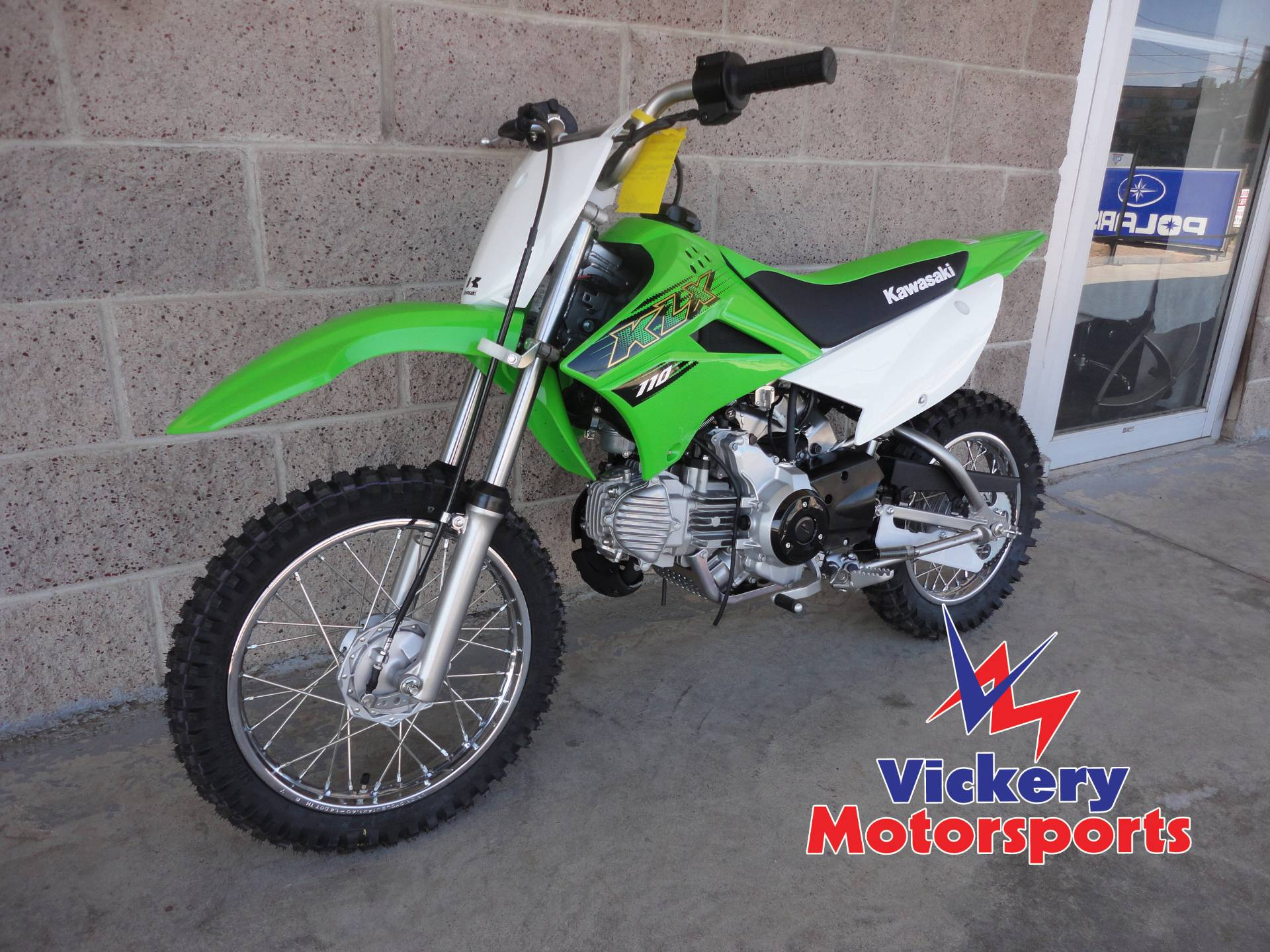 2020 Kawasaki KLX 110 in Denver, Colorado - Photo 1
