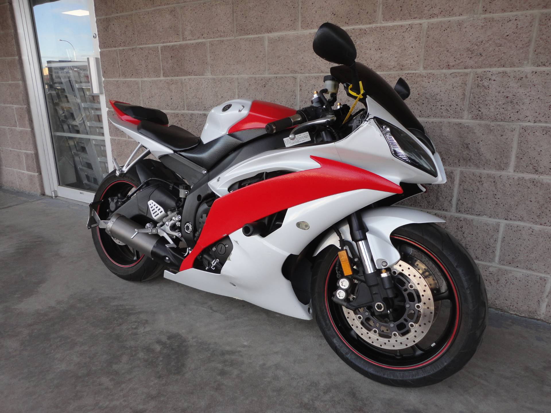 2009 Yamaha YZF-R6 in Denver, Colorado