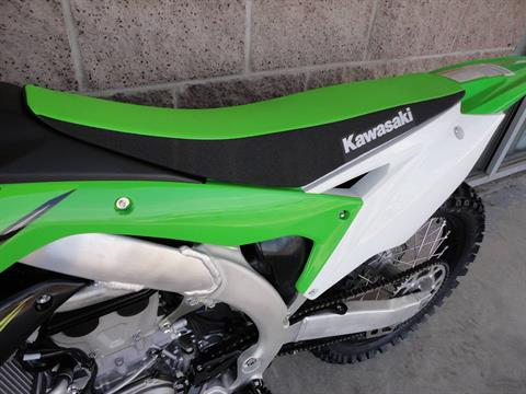 2018 Kawasaki KX 450F in Denver, Colorado