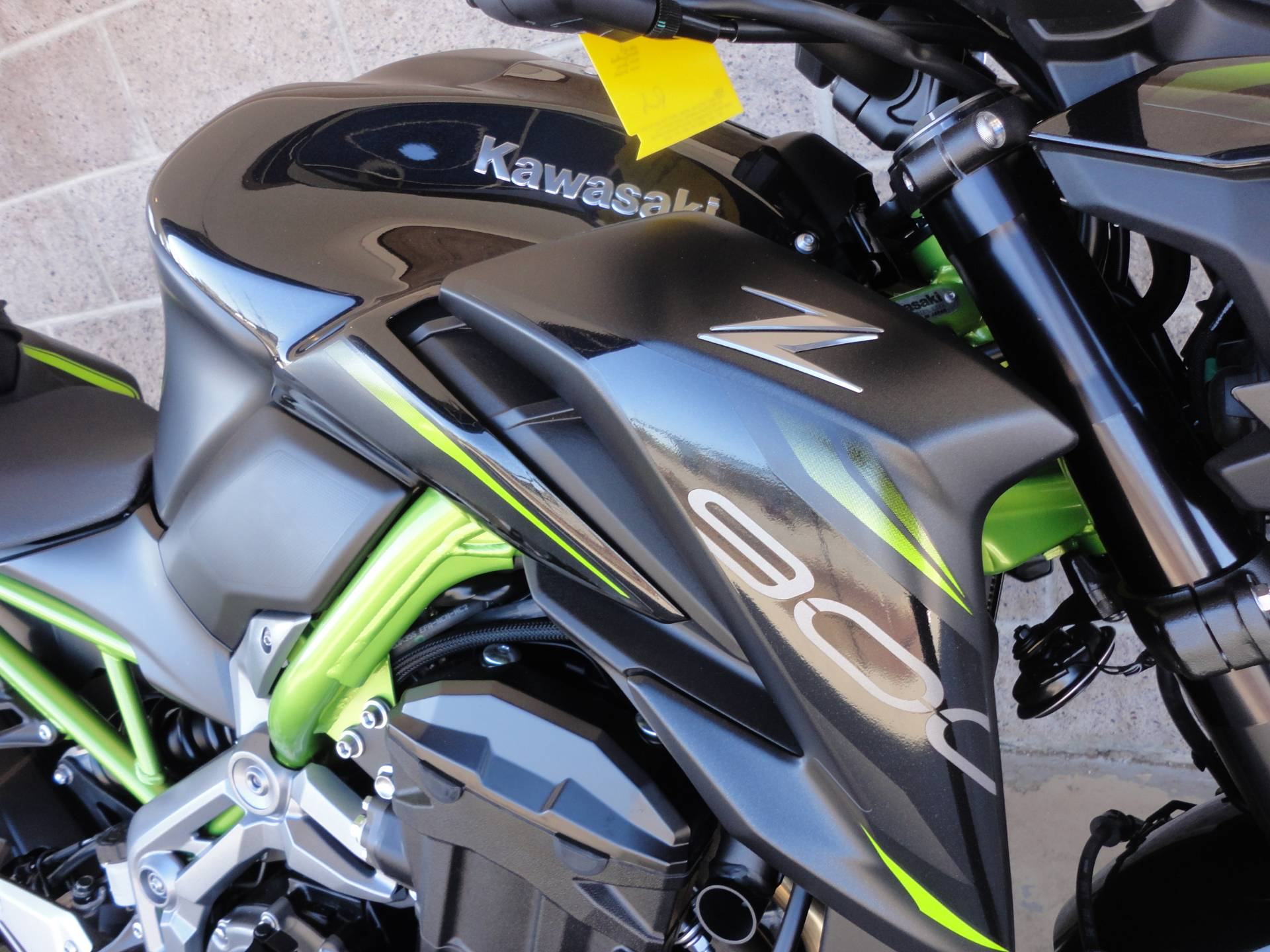 2019 Kawasaki Z900 ABS in Denver, Colorado