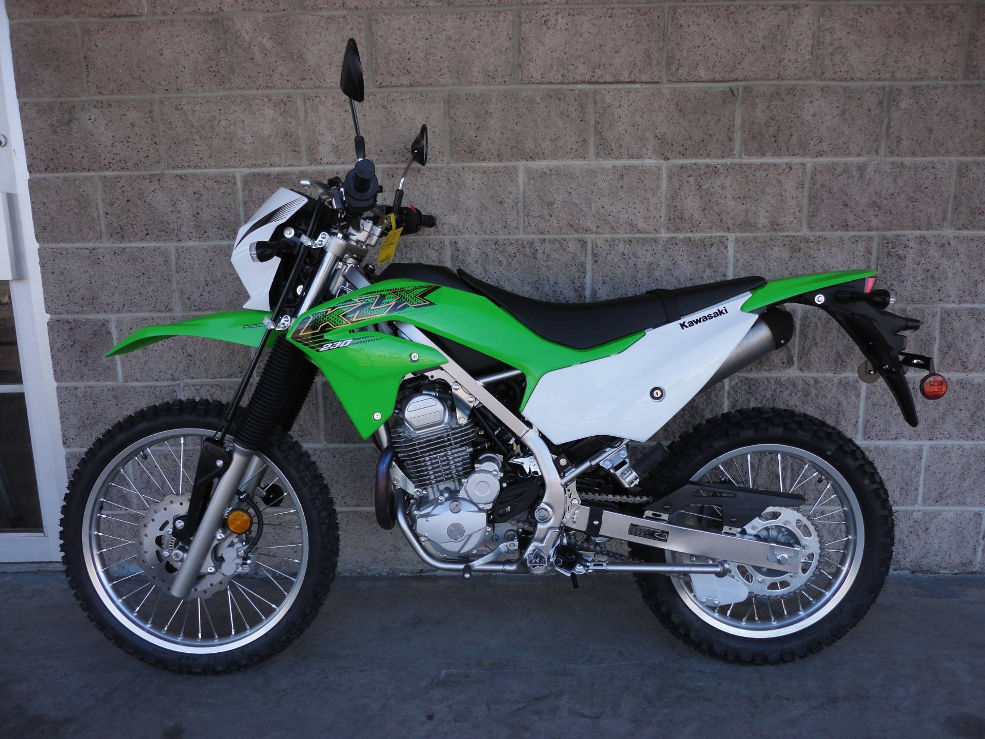 2020 Kawasaki KLX 230 ABS in Denver, Colorado - Photo 2