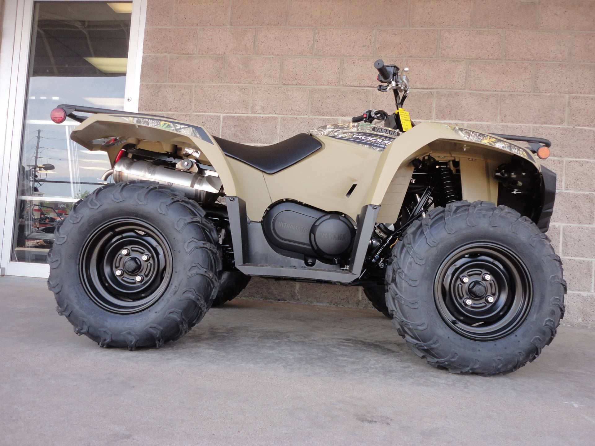 2019 Yamaha Kodiak 450 in Denver, Colorado
