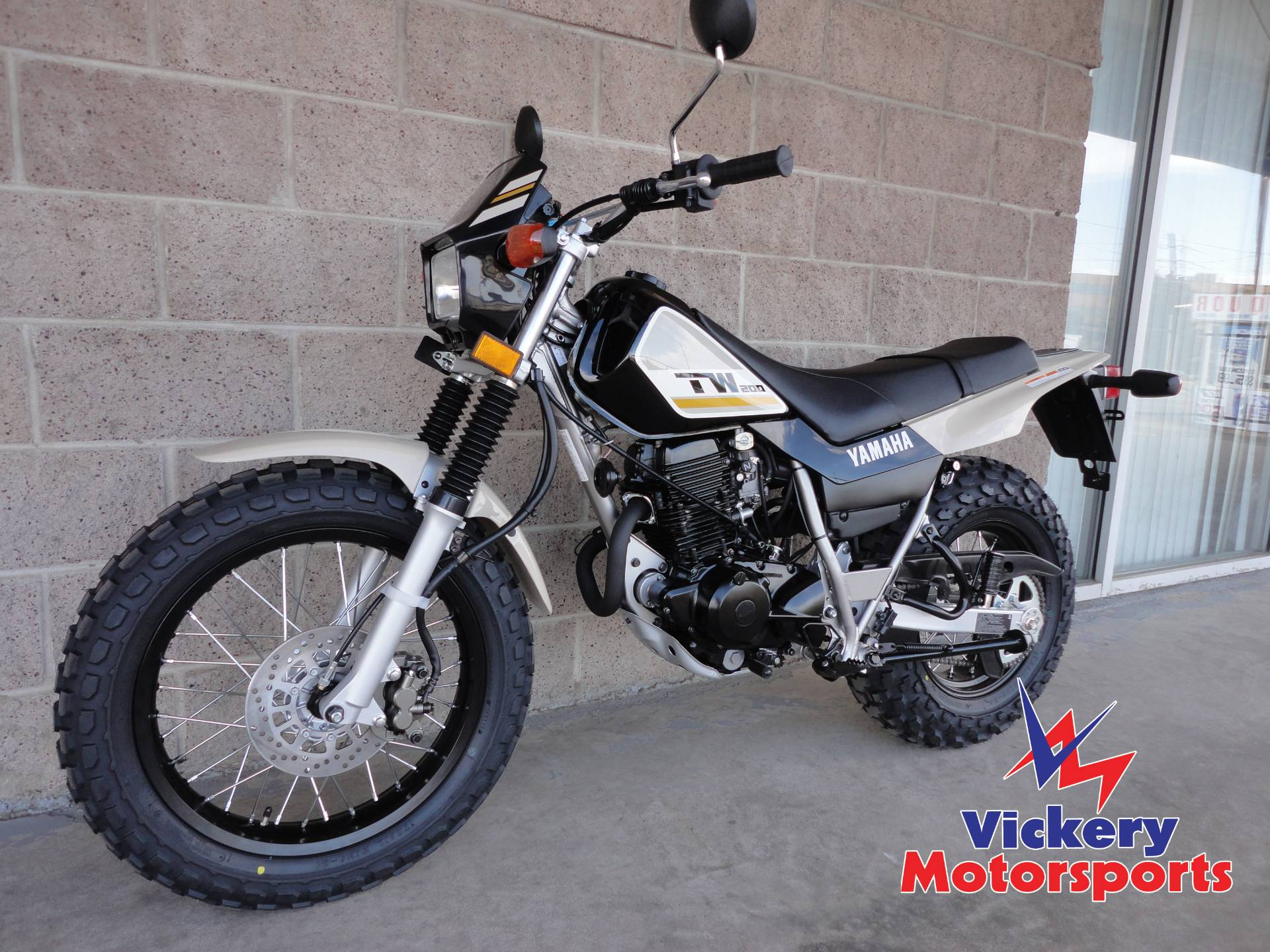 2020 Yamaha TW200 in Denver, Colorado - Photo 1