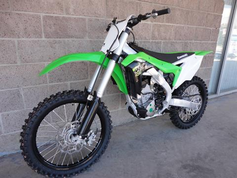 2018 Kawasaki KX 250F in Denver, Colorado