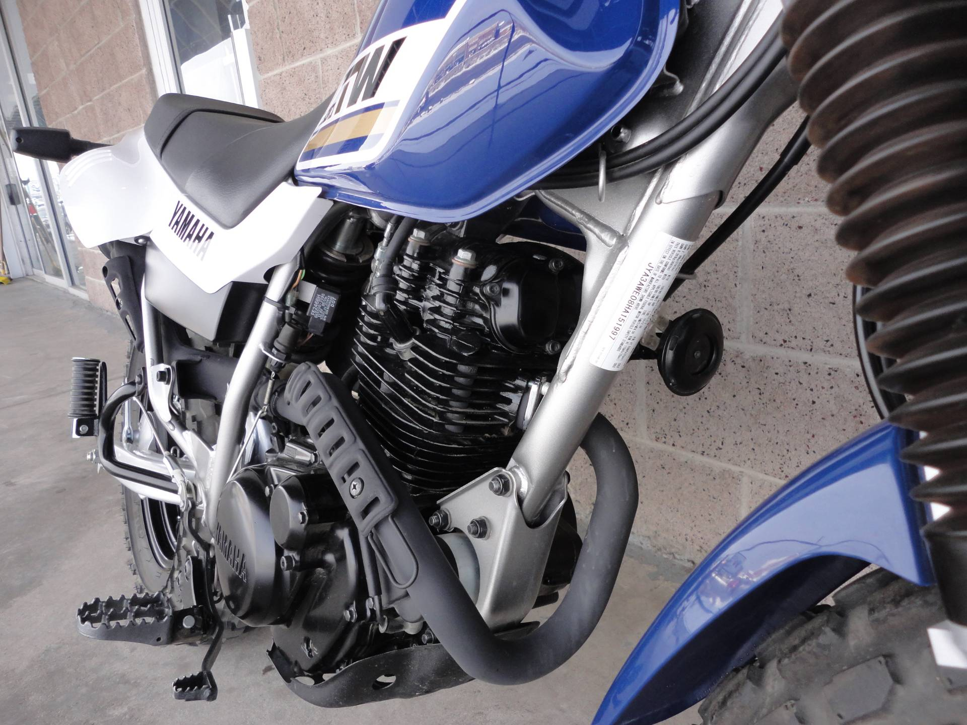 2017 Yamaha TW200 in Denver, Colorado - Photo 14