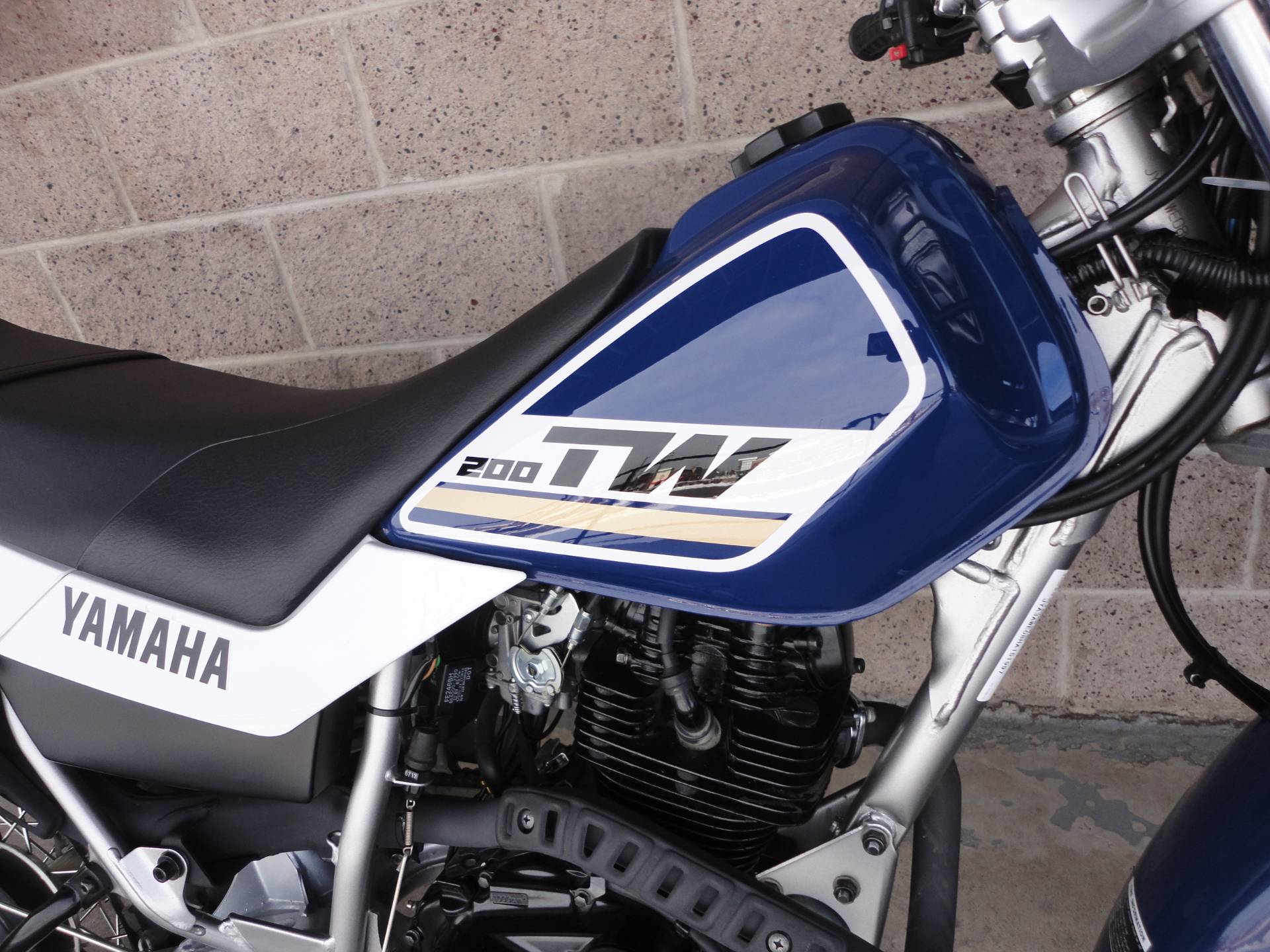 2017 Yamaha TW200 in Denver, Colorado - Photo 15