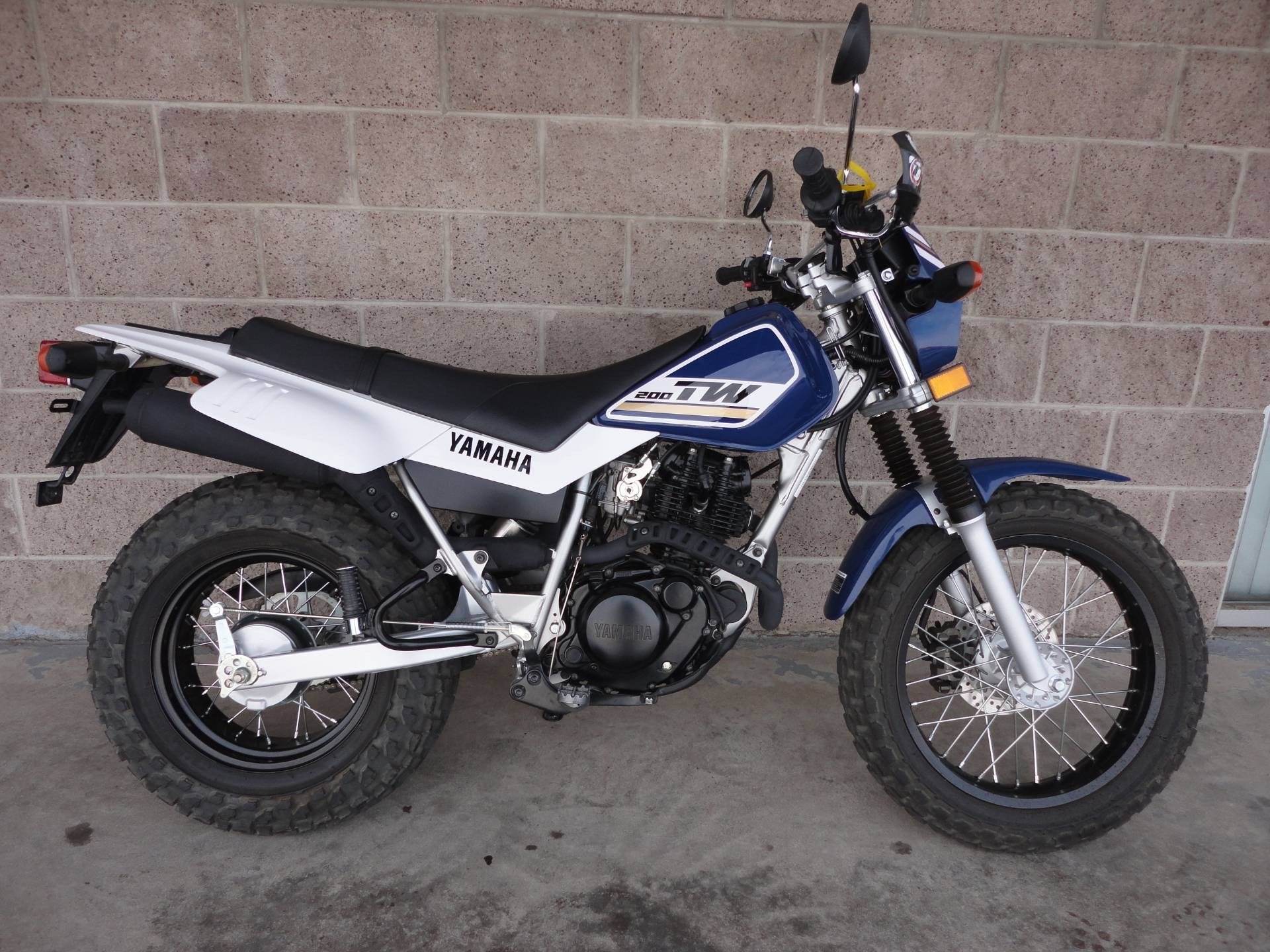 2017 Yamaha TW200 in Denver, Colorado - Photo 11