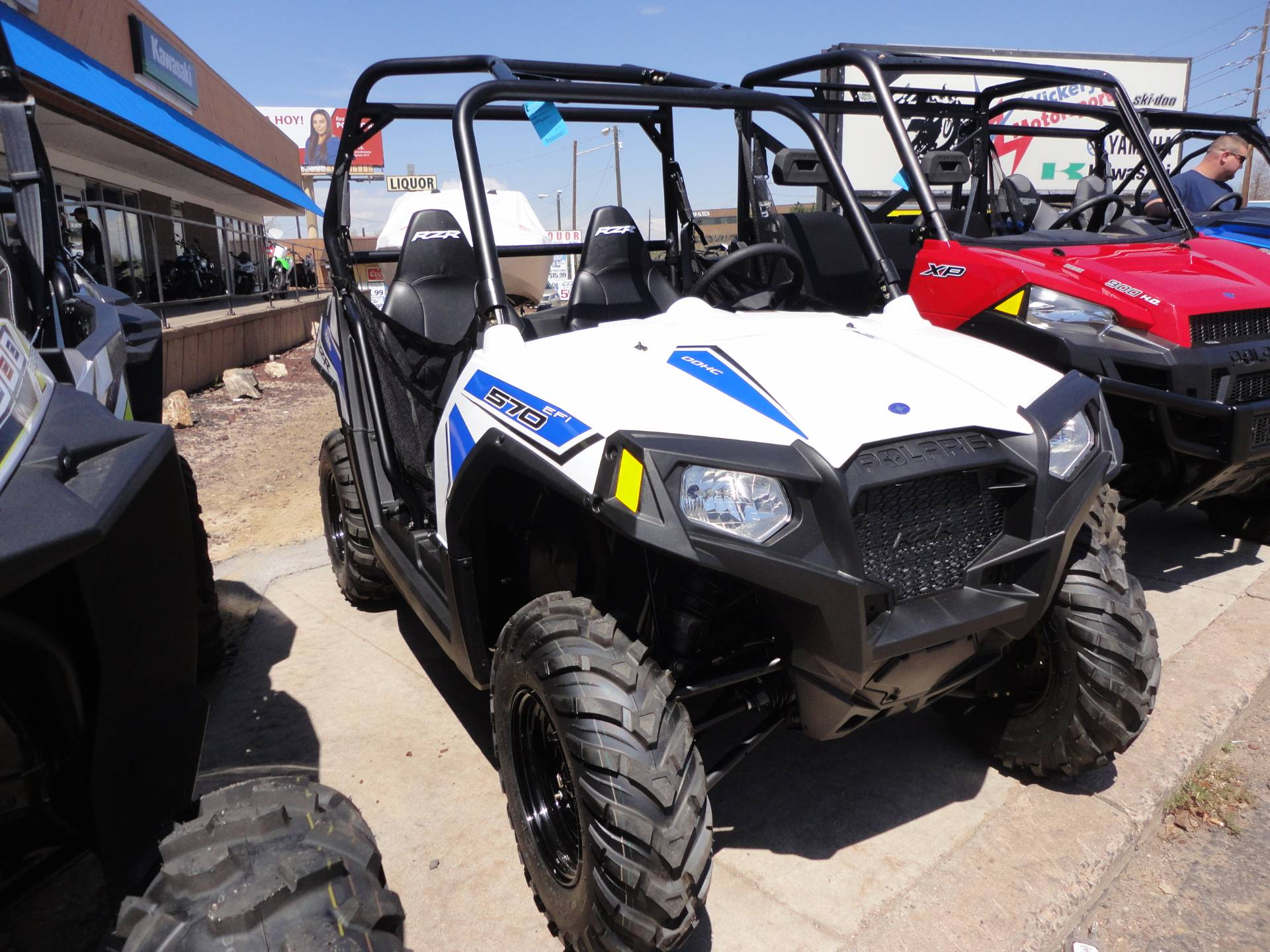 2018 Polaris RZR 570 in Denver, Colorado