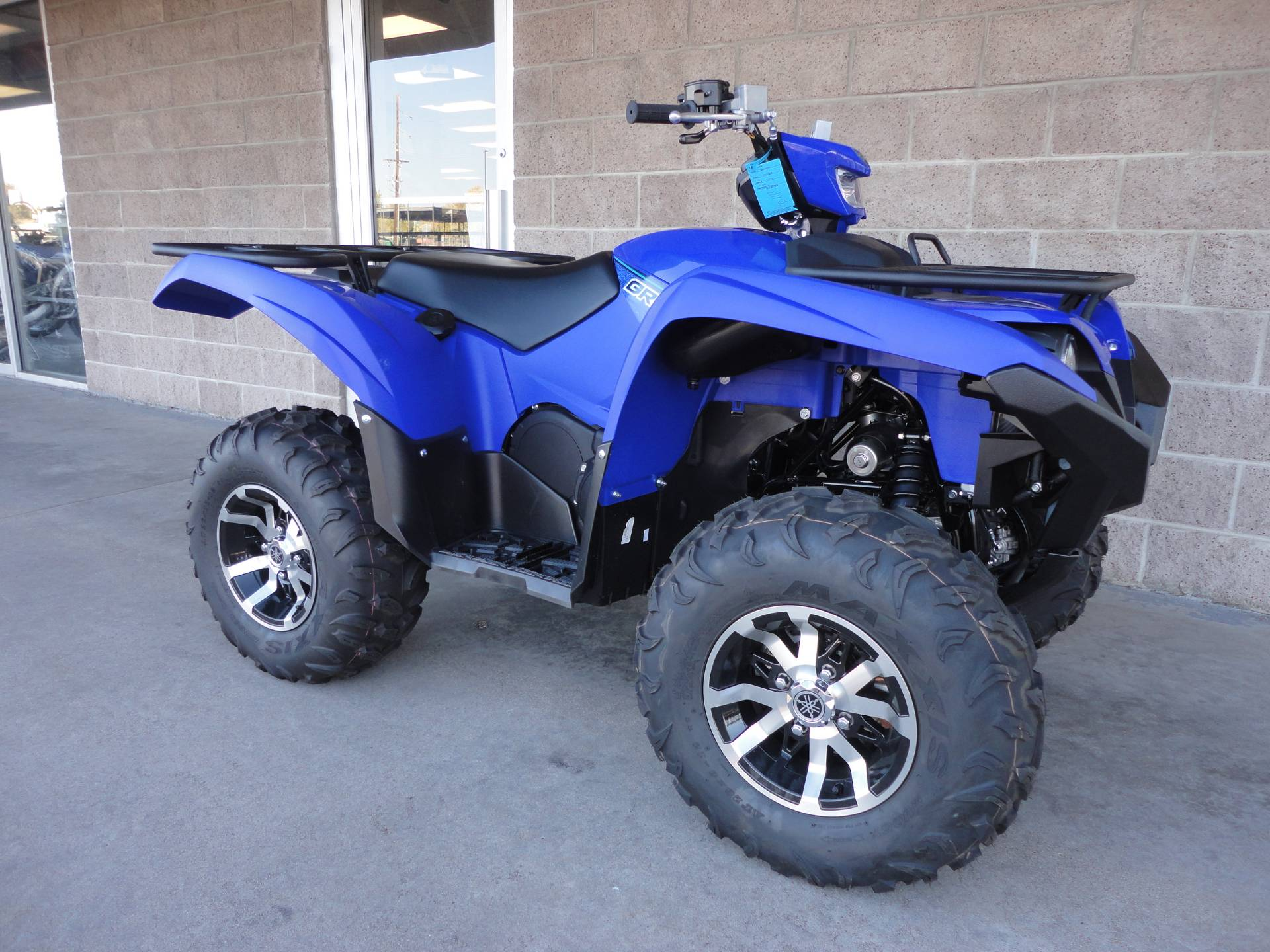 2018 Yamaha Grizzly EPS ATVs Denver Colorado P5245