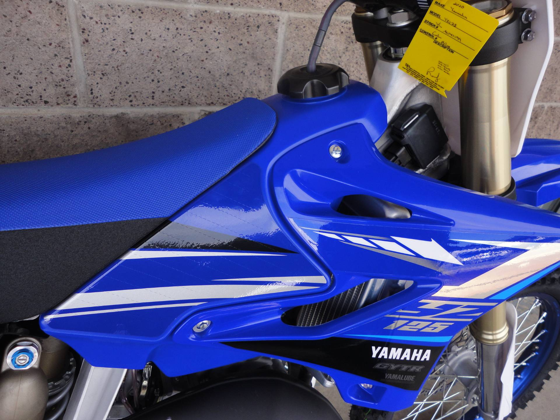 2020 Yamaha YZ125 in Denver, Colorado - Photo 20