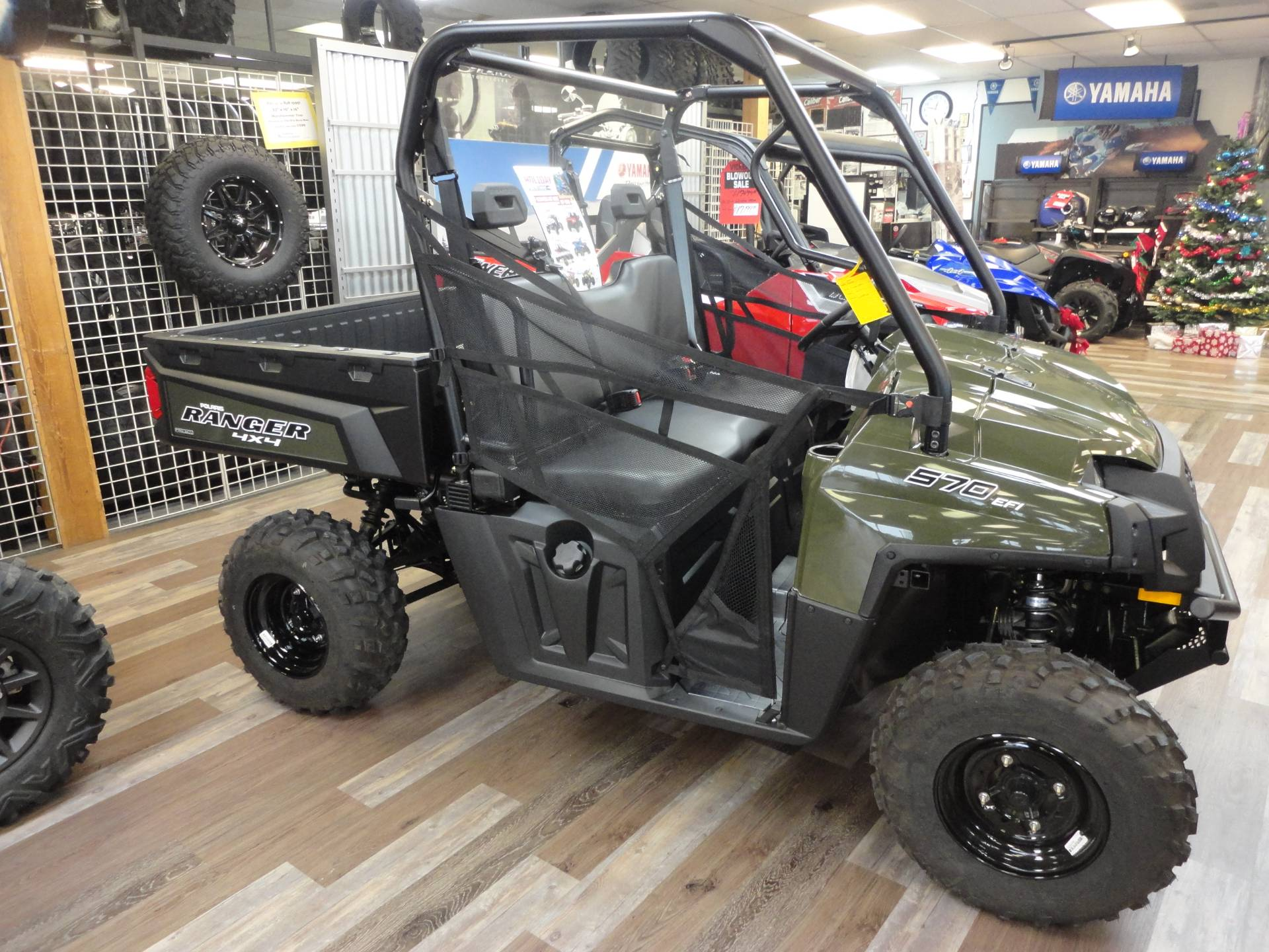 2020 Polaris Ranger 570 Full-Size in Denver, Colorado - Photo 15