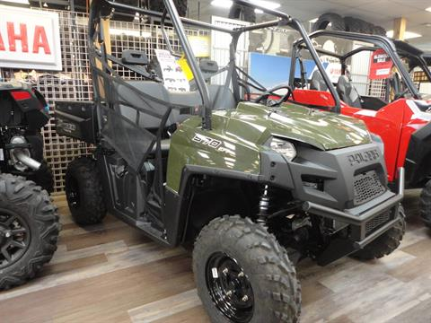 2020 Polaris Ranger 570 Full-Size in Denver, Colorado - Photo 2
