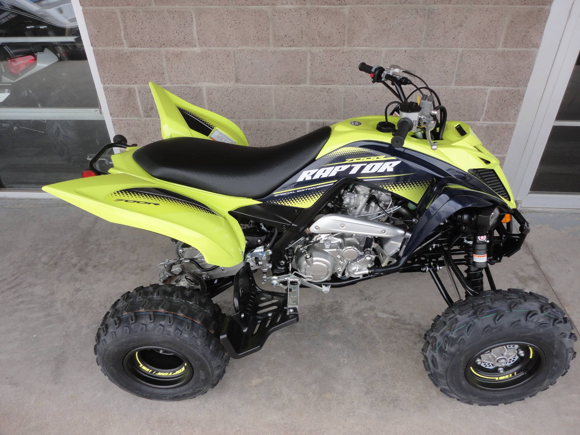 2020 Yamaha Raptor 700R SE in Denver, Colorado - Photo 11