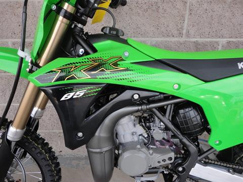 2020 Kawasaki KX 85 in Denver, Colorado - Photo 3