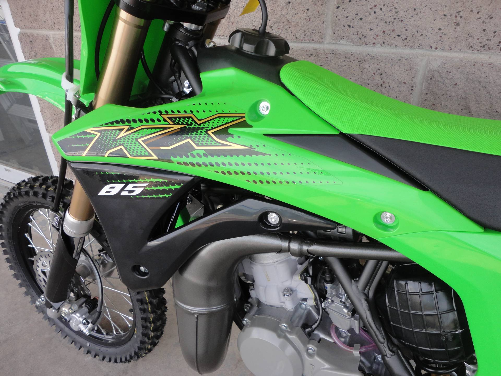 2020 Kawasaki KX 85 in Denver, Colorado - Photo 10