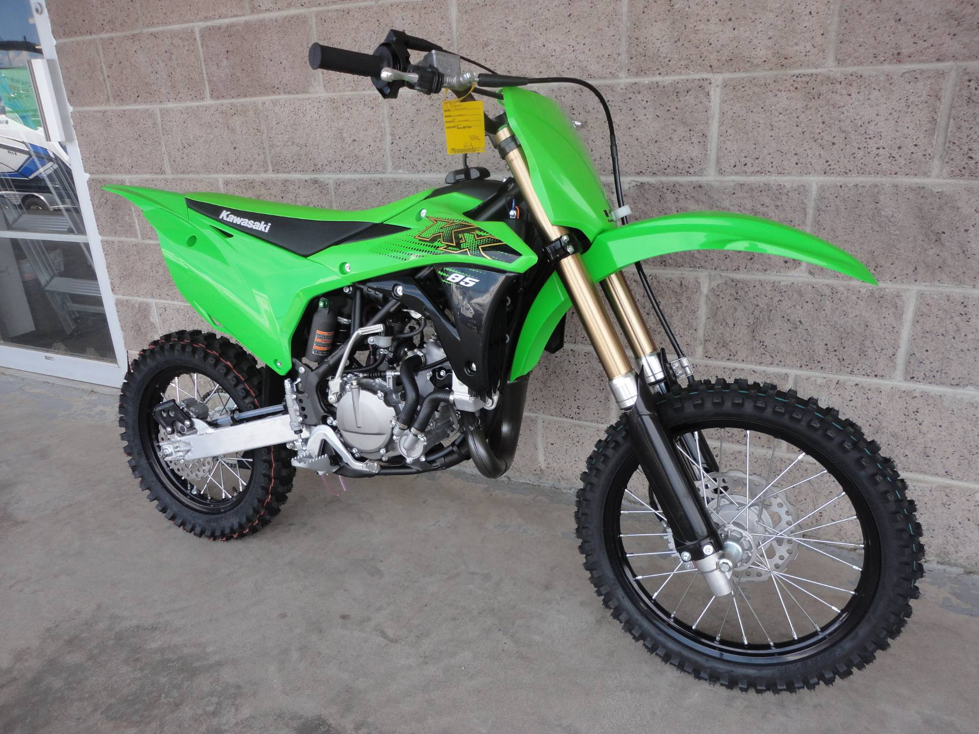 2020 Kawasaki KX 85 in Denver, Colorado - Photo 12
