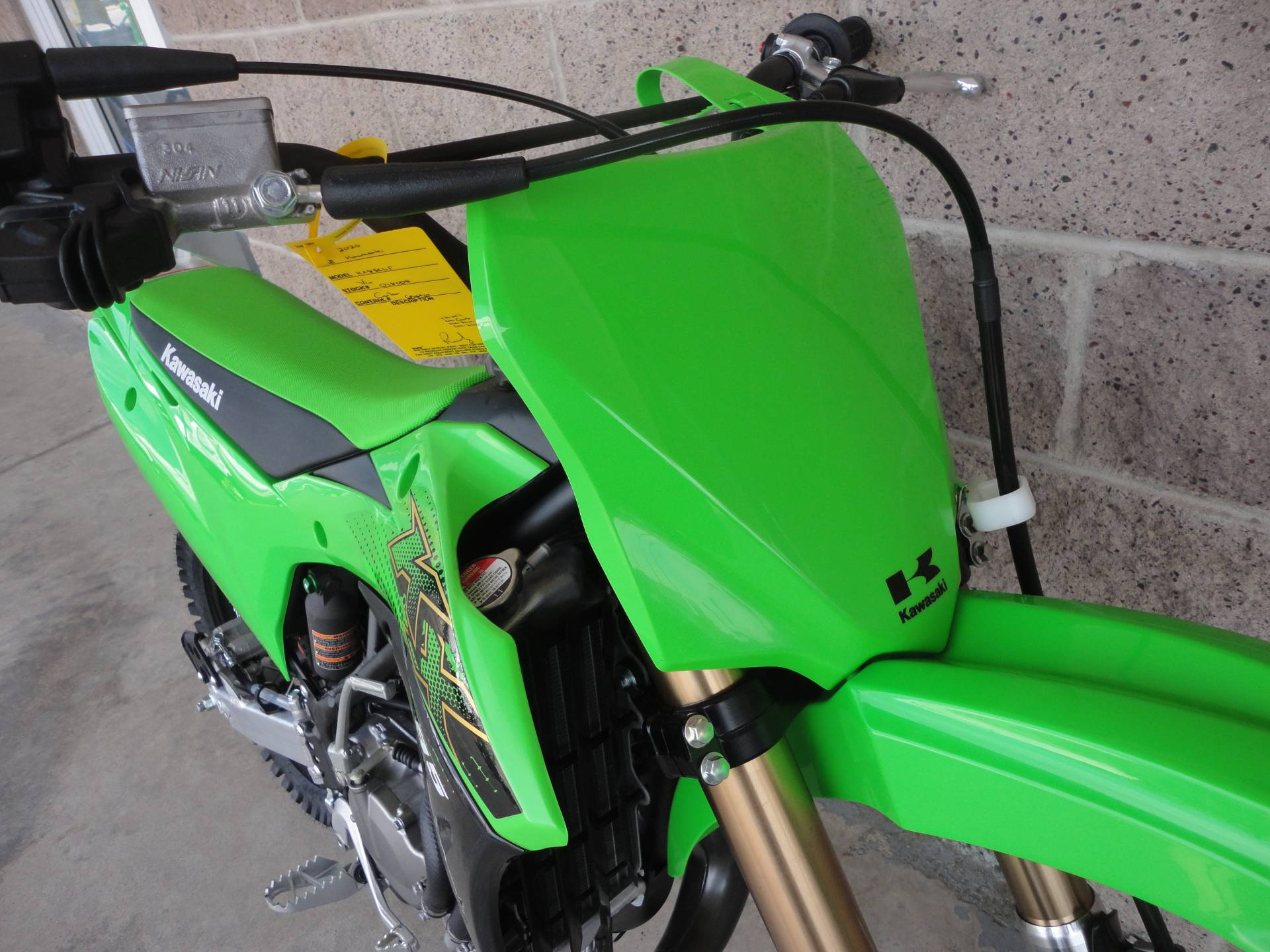 2020 Kawasaki KX 85 in Denver, Colorado - Photo 14