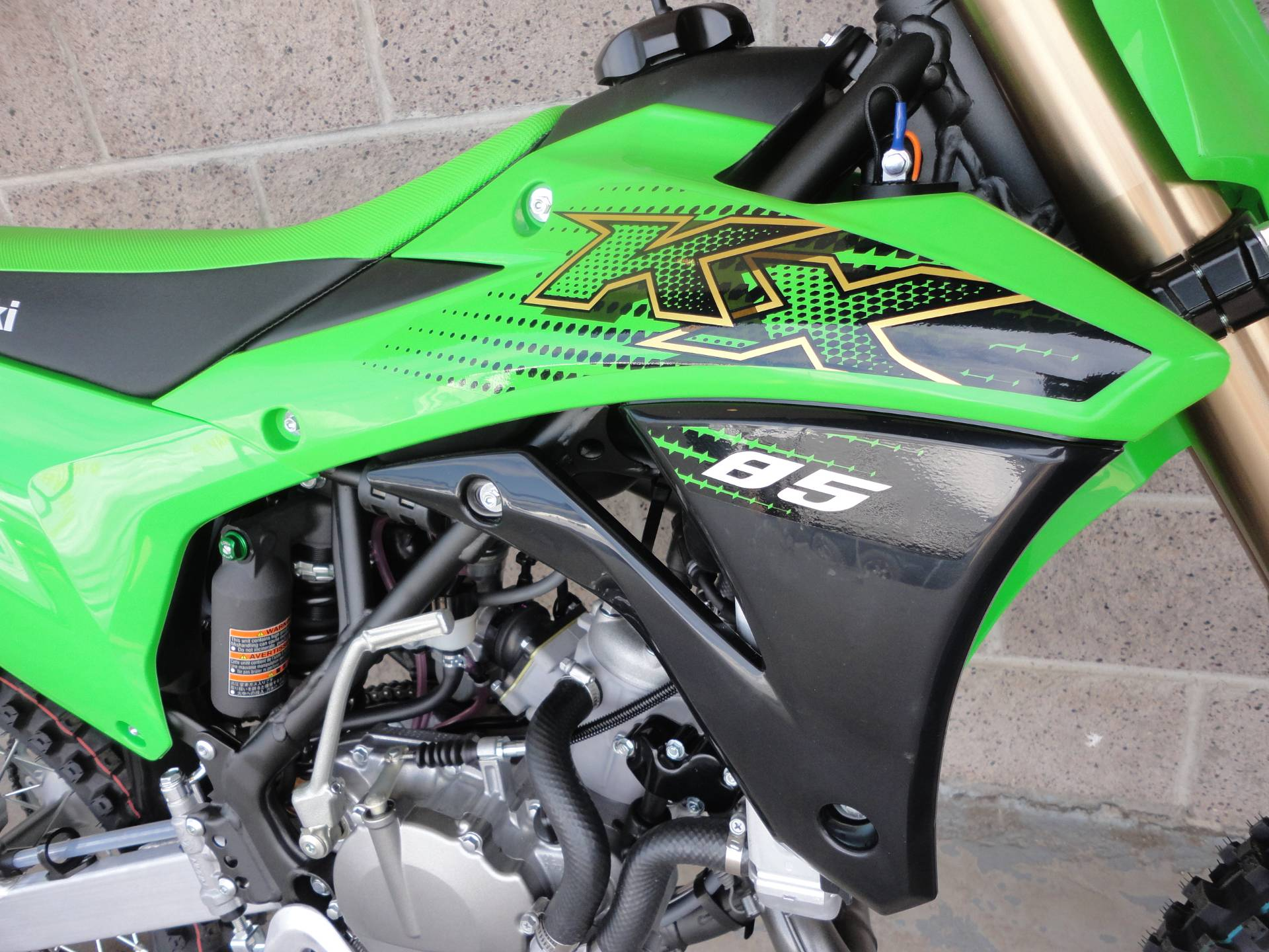 2020 Kawasaki KX 85 in Denver, Colorado - Photo 17