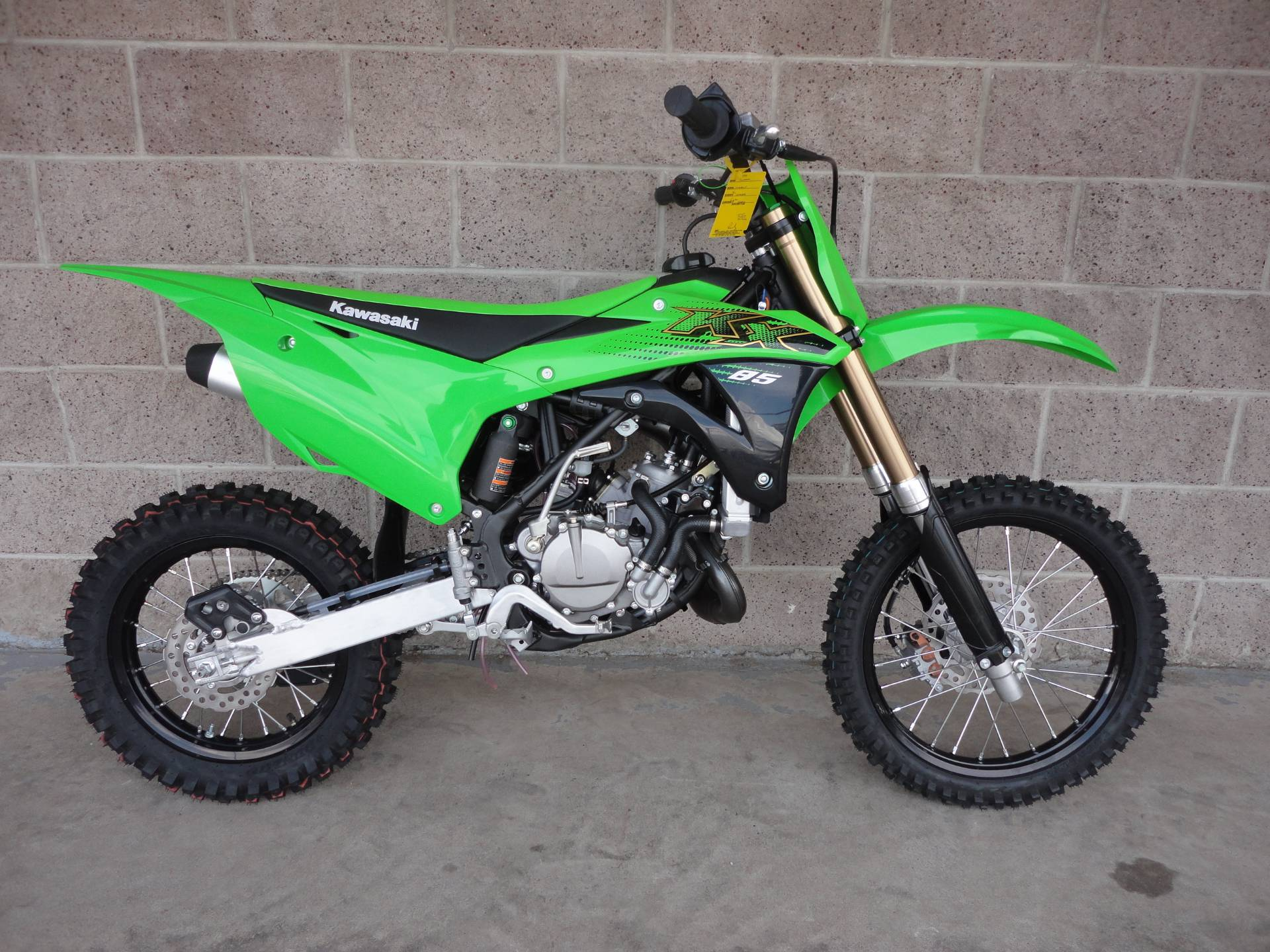 2020 Kawasaki KX 85 in Denver, Colorado - Photo 13