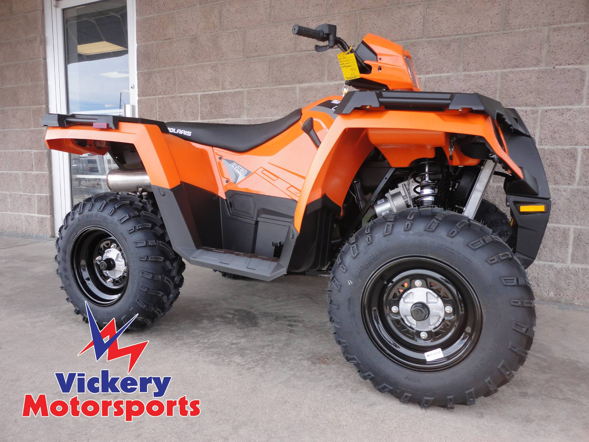 2019 Polaris Sportsman 450 H.O. EPS LE 1