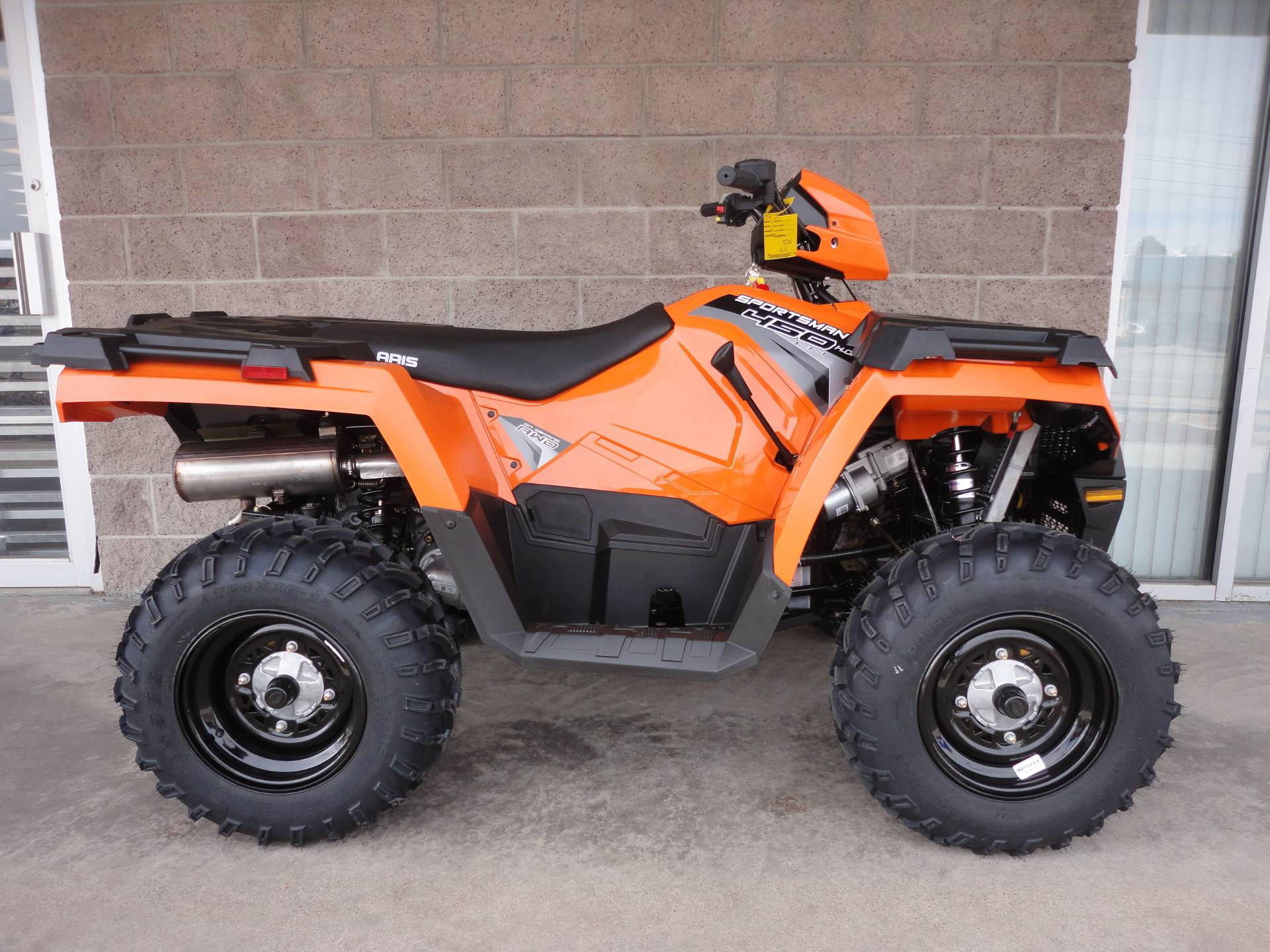 2019 Polaris Sportsman 450 H.O. EPS LE 2