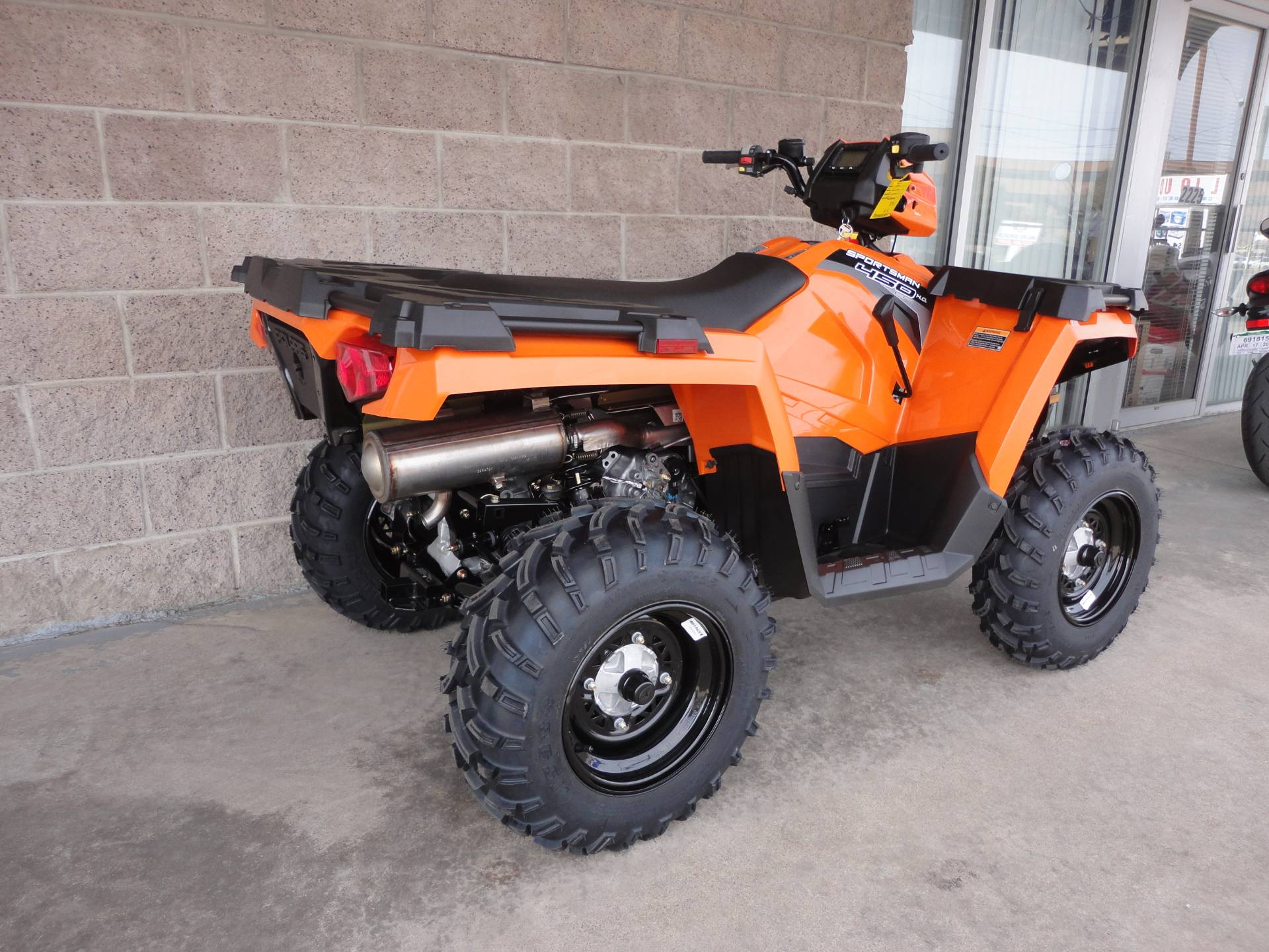 2019 Polaris Sportsman 450 H.O. EPS LE 3
