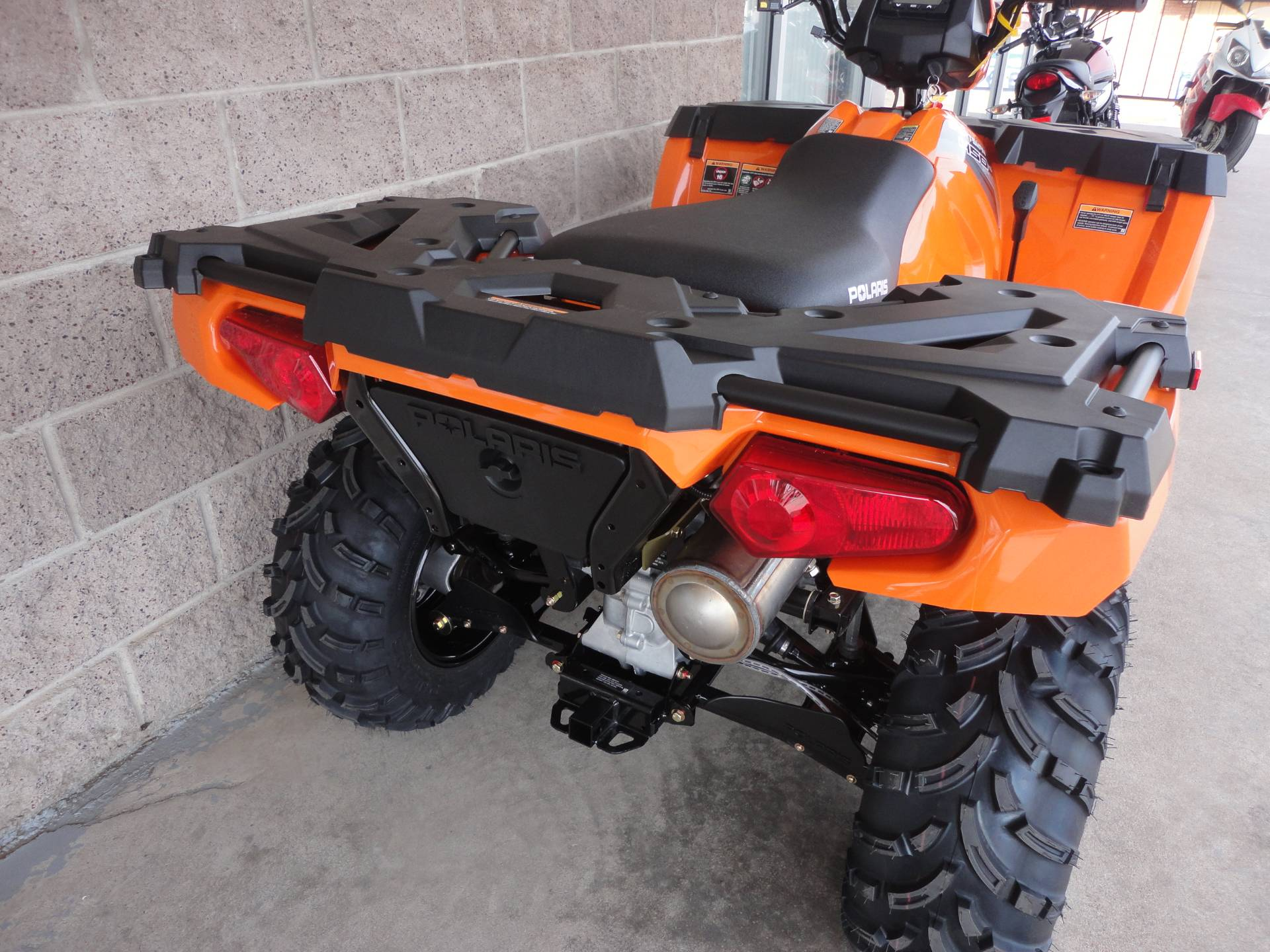 2019 Polaris Sportsman 450 H.O. EPS LE 4