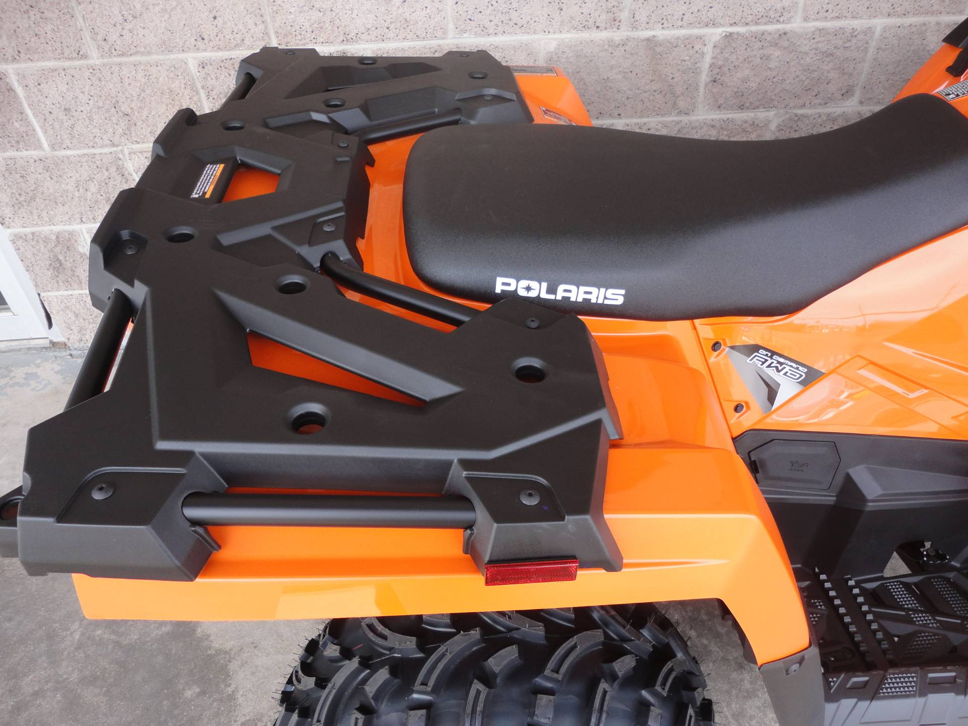 2019 Polaris Sportsman 450 H.O. EPS LE 7