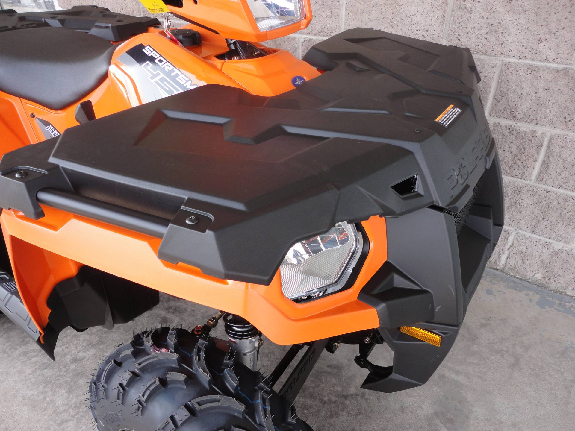 2019 Polaris Sportsman 450 H.O. EPS LE 12