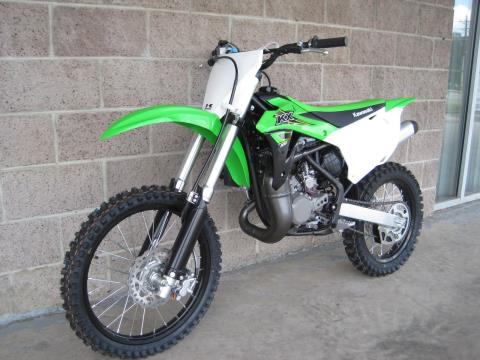 2017 Kawasaki KX100 in Denver, Colorado