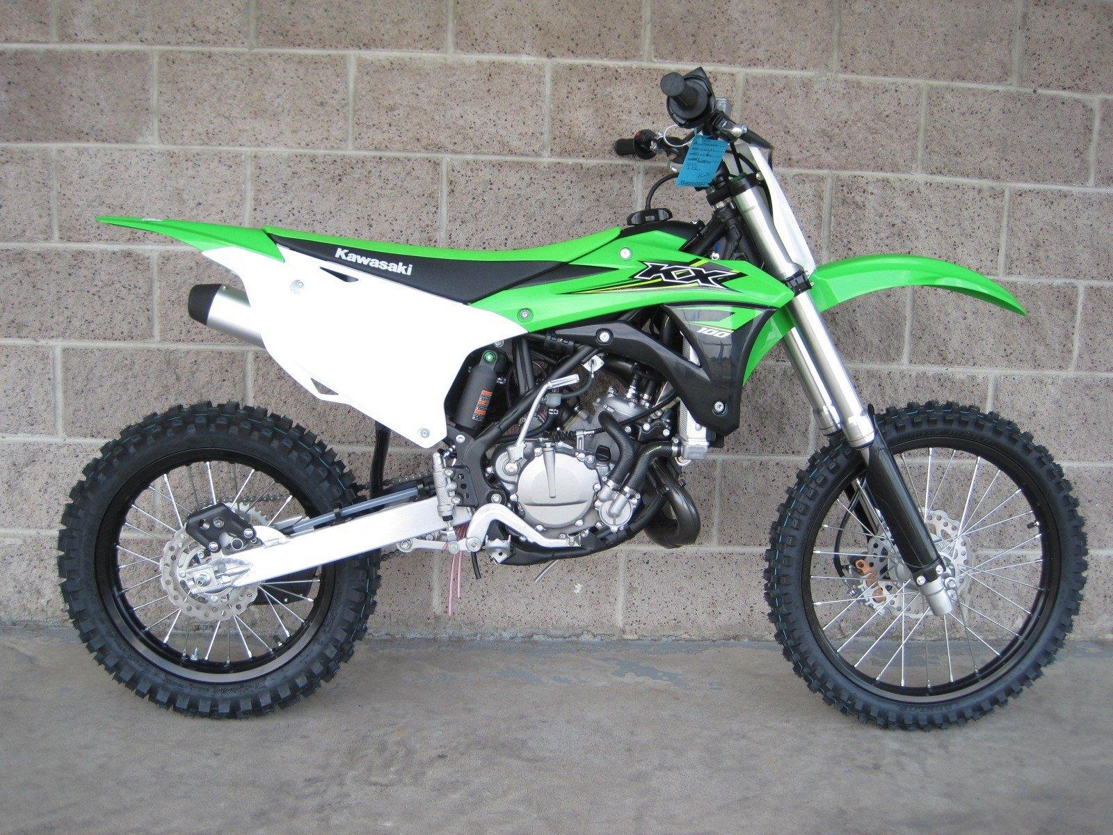 2017 Kawasaki KX100 in Denver, Colorado