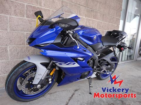 2020 Yamaha YZF-R6 in Denver, Colorado - Photo 1