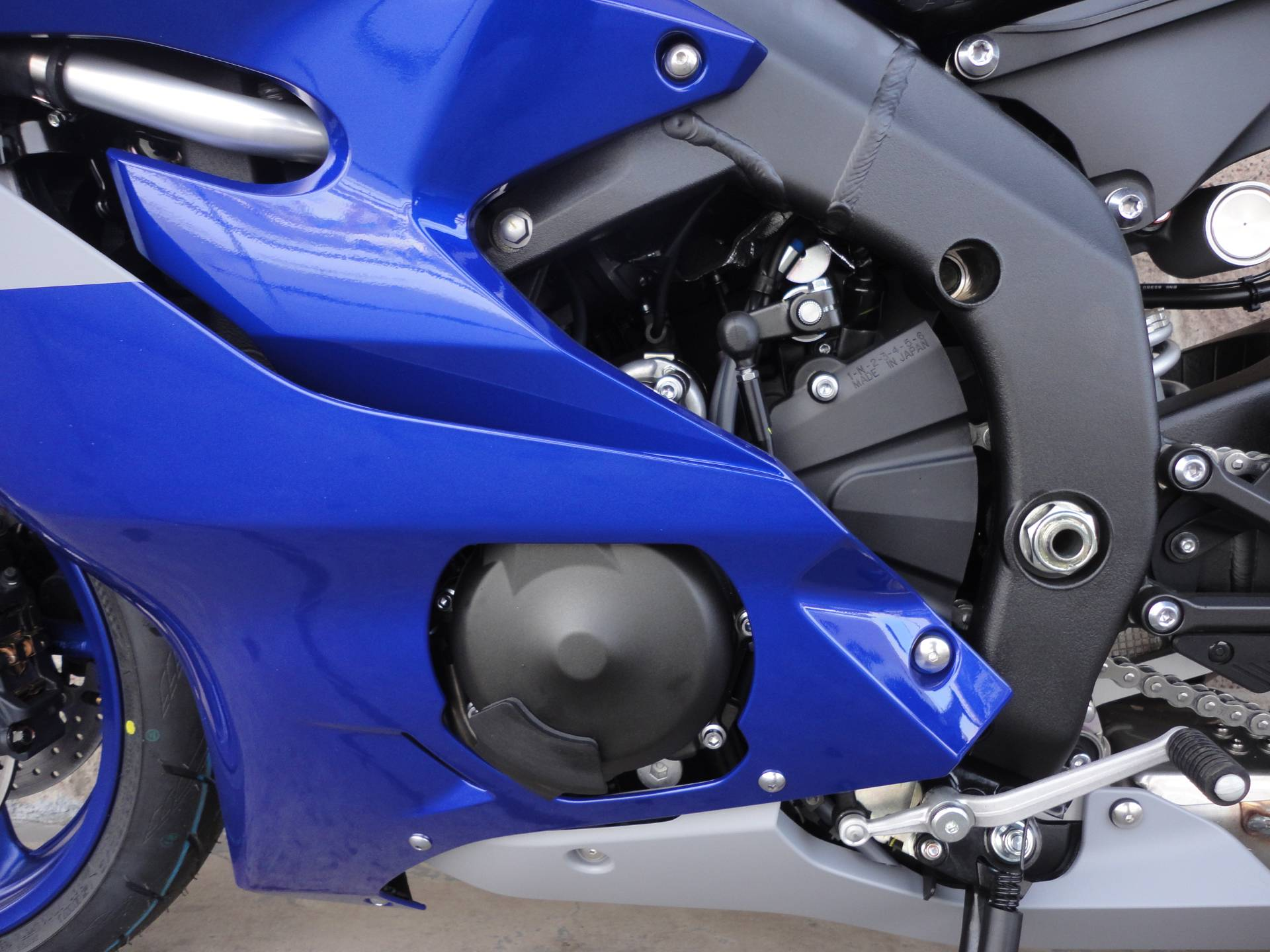 2020 Yamaha YZF-R6 in Denver, Colorado - Photo 5