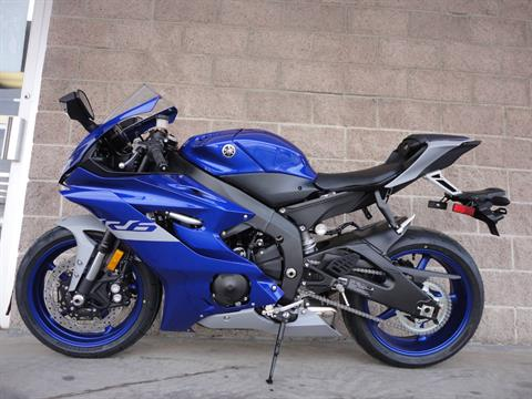 2020 Yamaha YZF-R6 in Denver, Colorado - Photo 2
